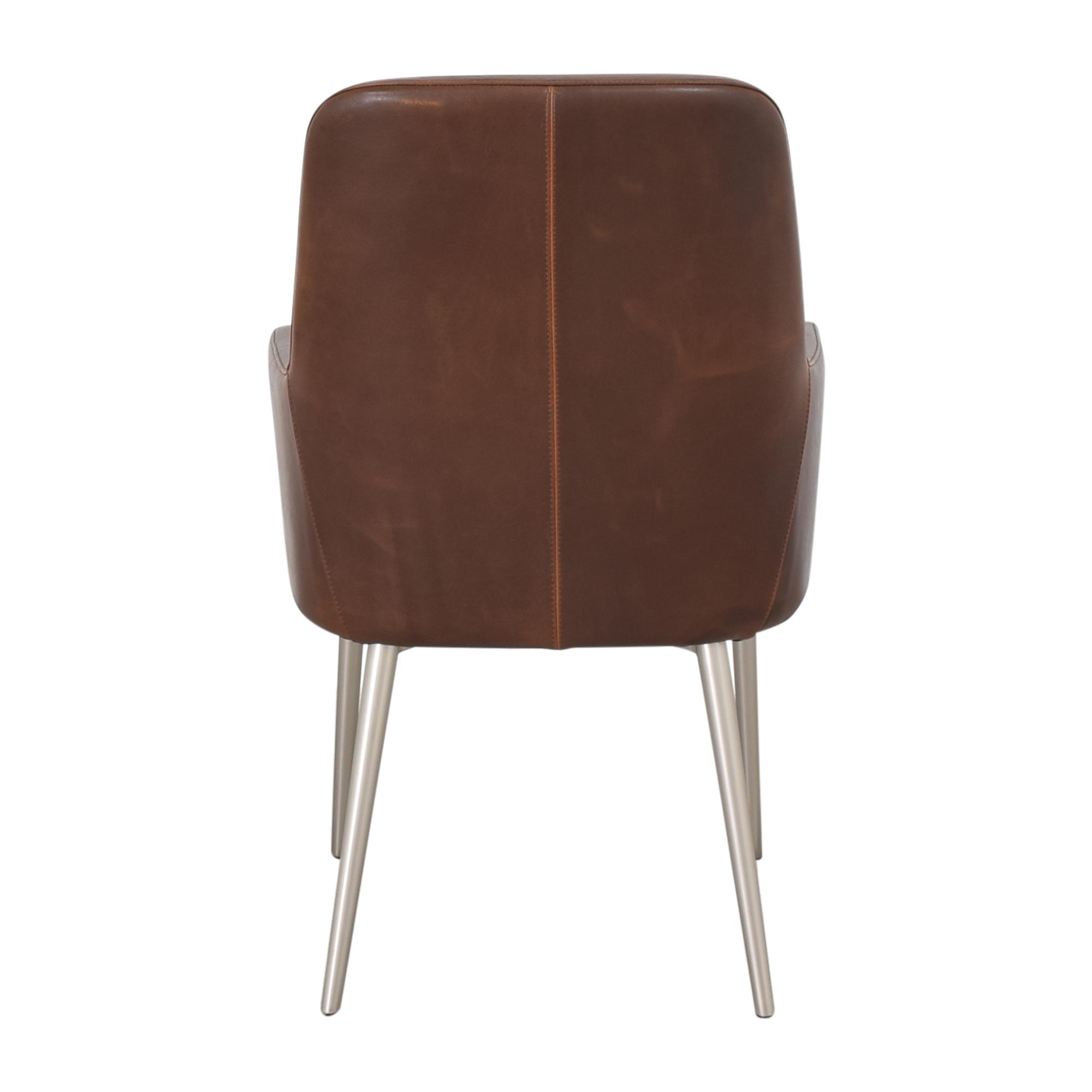 CB2 CB2 Aragon Chair discount
