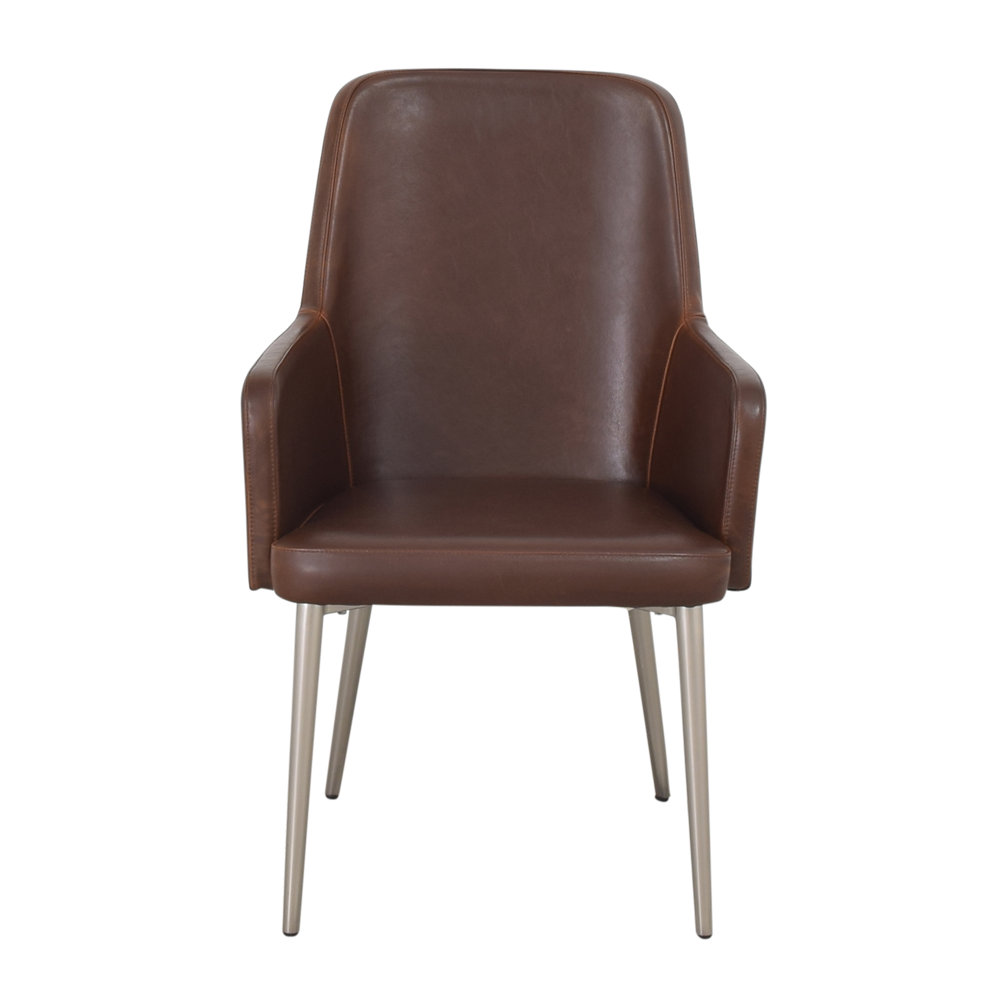 shop CB2 Aragon Chair CB2 Chairs