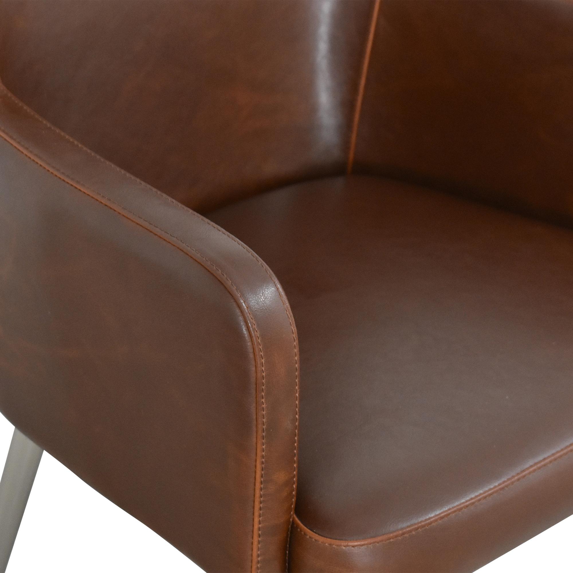 CB2 CB2 Aragon Chair pa