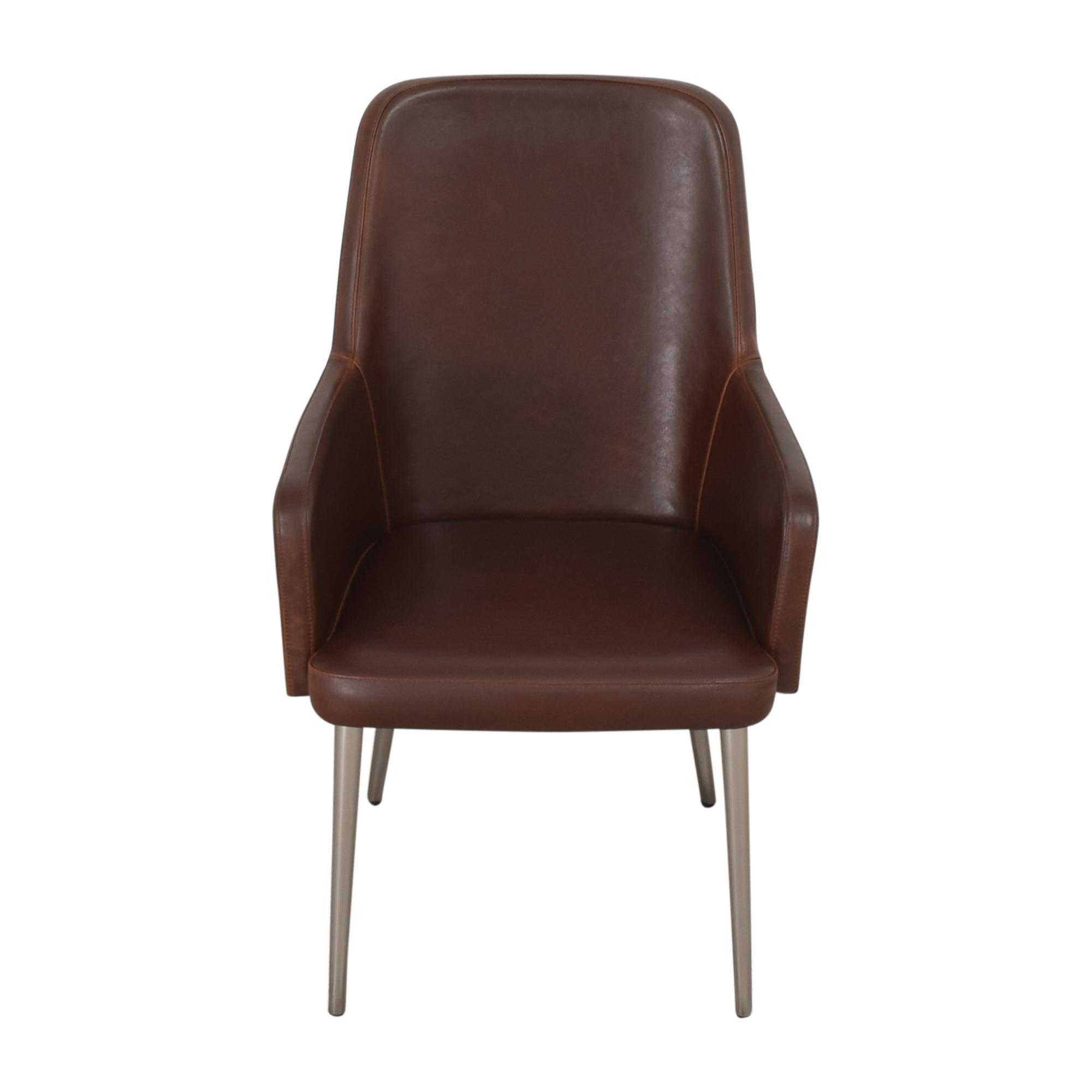CB2 CB2 Aragon Chair nj