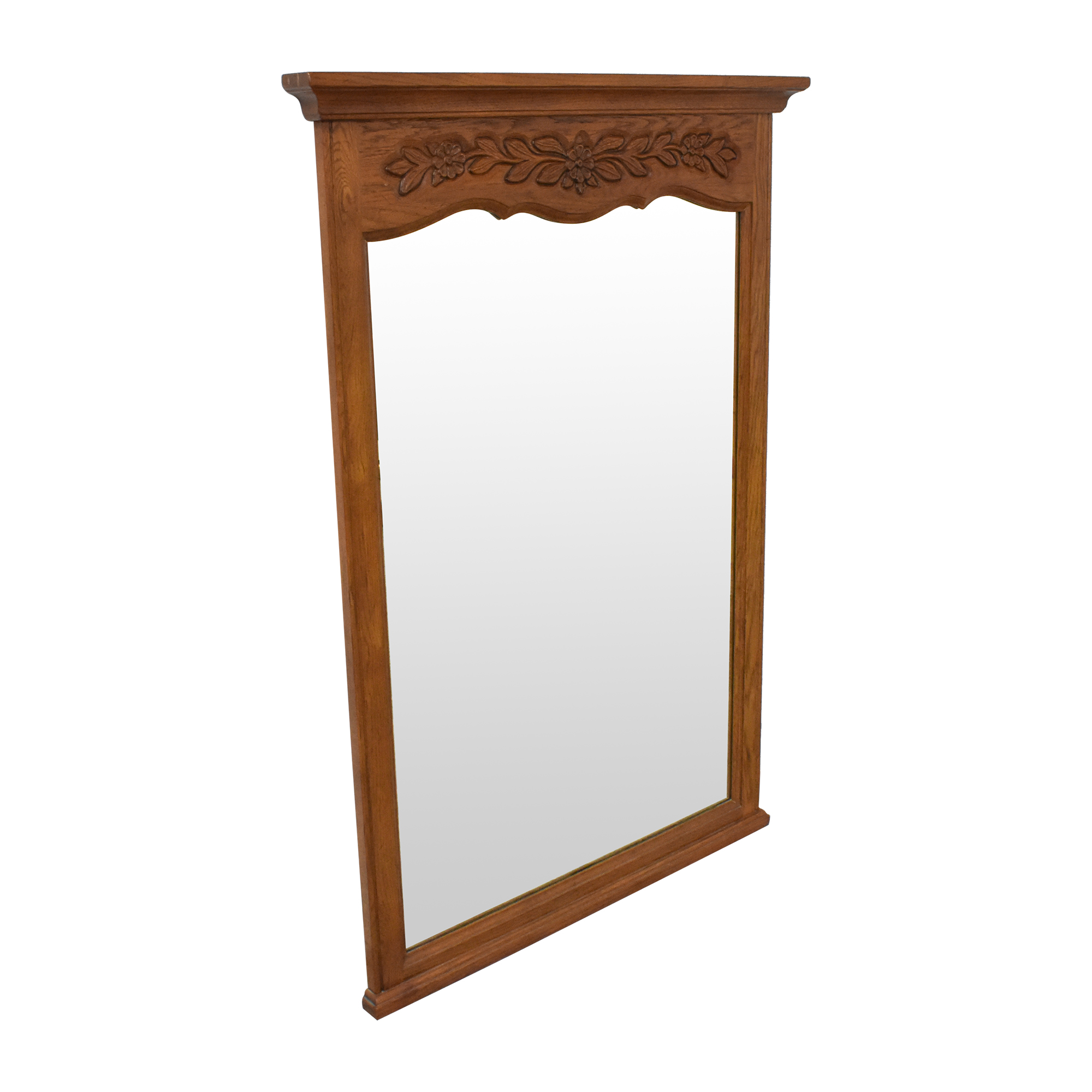 Hickory Chair Hickory Chair Framed Mirror used