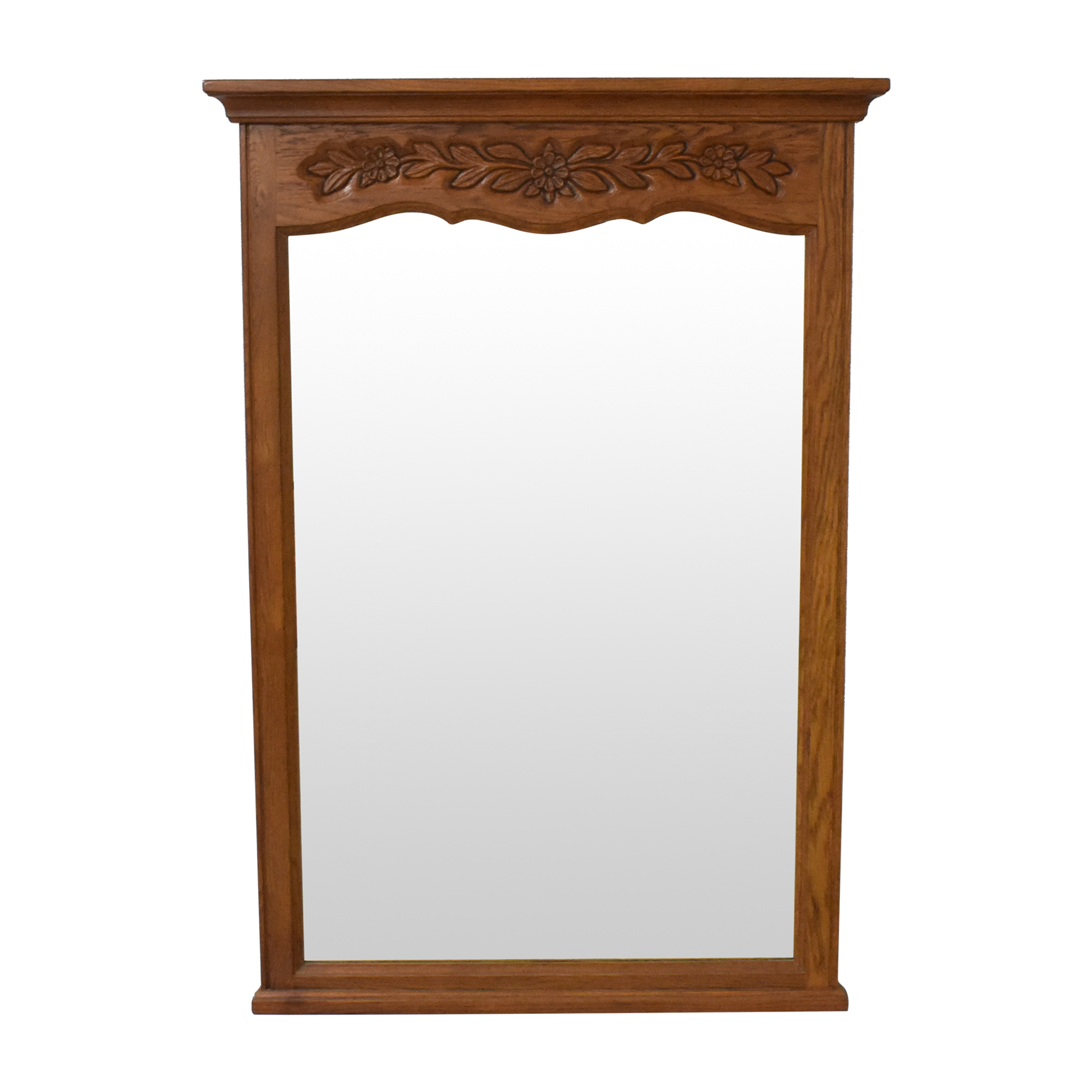 shop Hickory Chair Framed Mirror Hickory Chair Mirrors