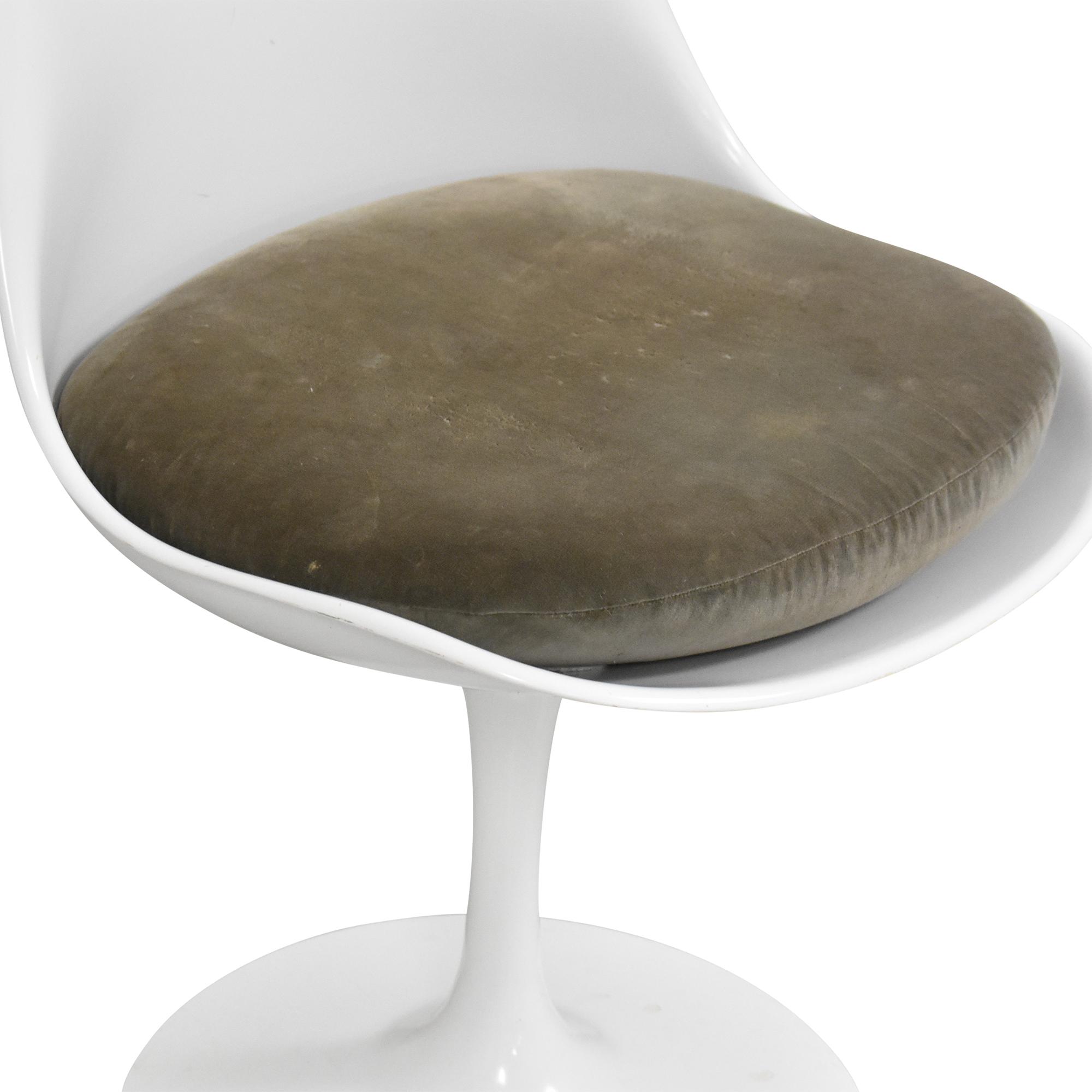 buy Design Within Reach Saarinen Tulip Side Chair Design Within Reach Chairs