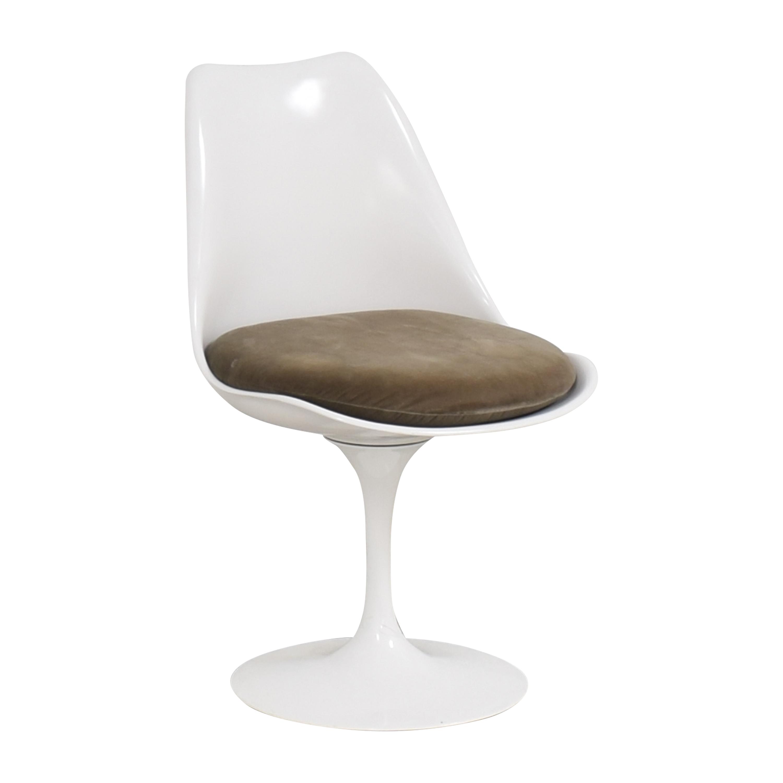 buy Design Within Reach Saarinen Tulip Side Chair Design Within Reach Dining Chairs