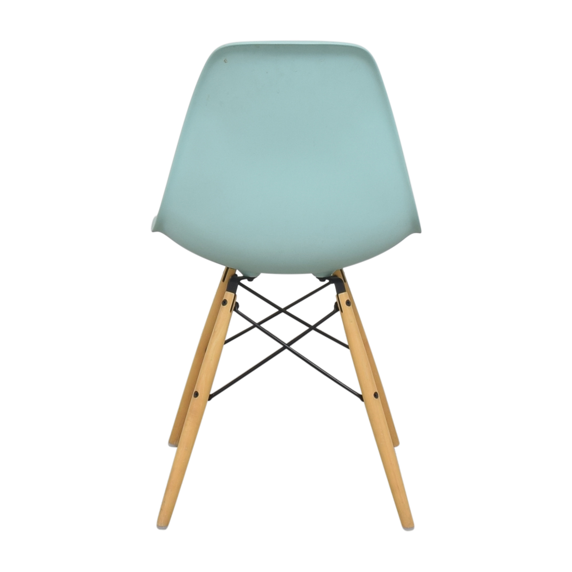 shop Design Within Reach Eames Molded Side Chair Herman Miller Dining Chairs