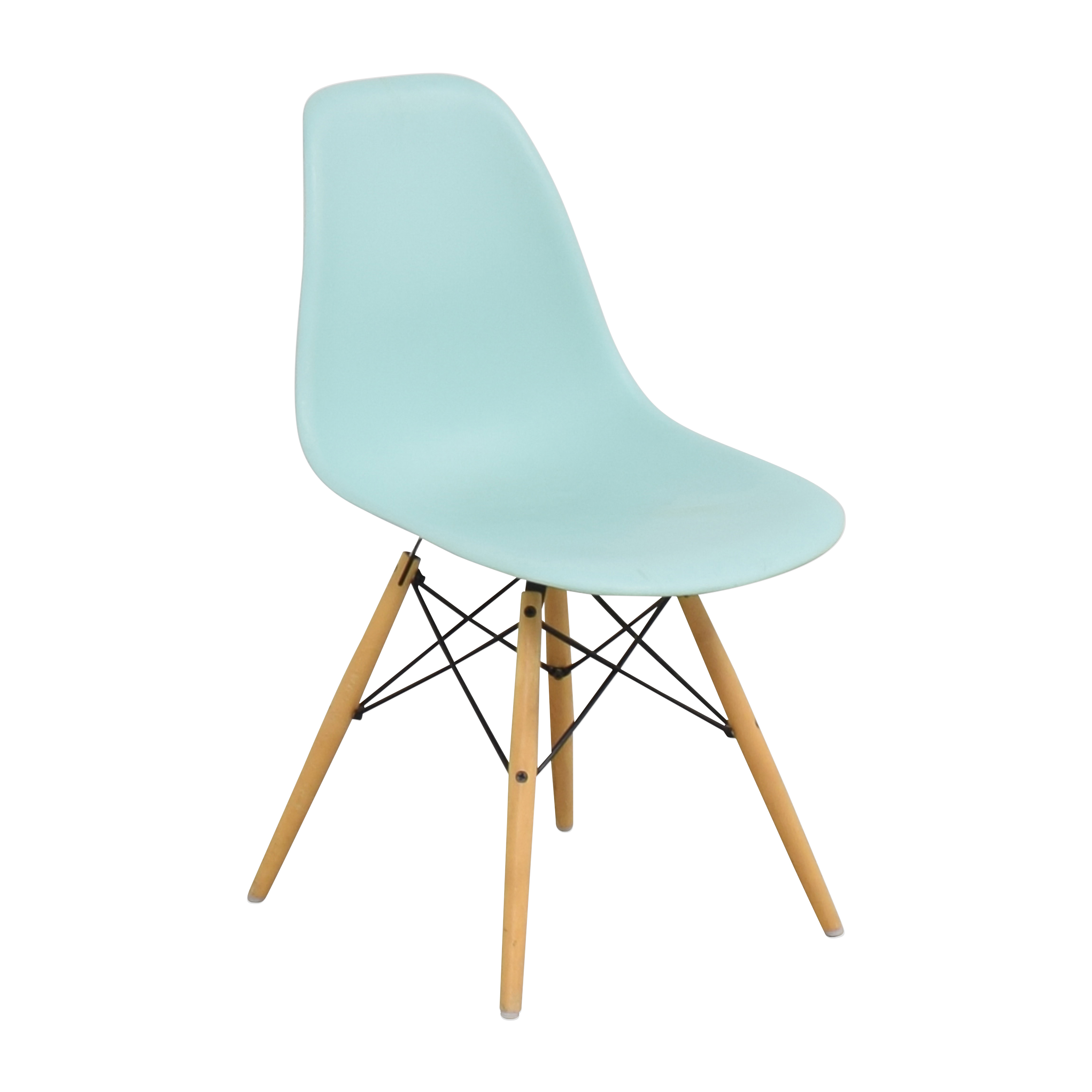 Herman Miller Design Within Reach Eames Molded Side Chair ma