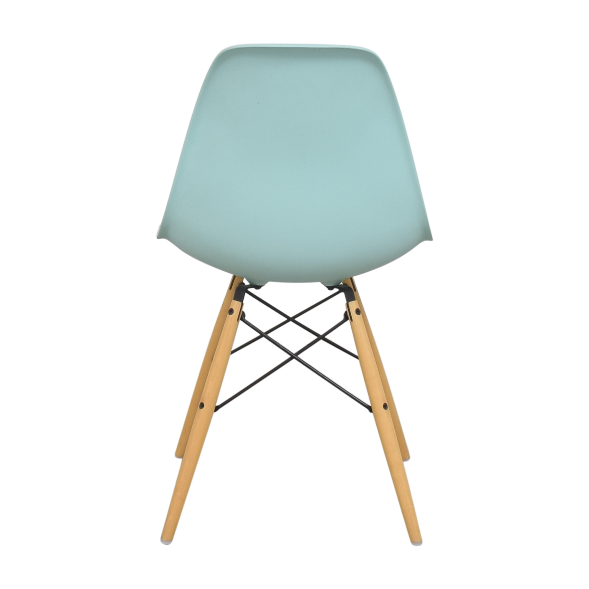 shop Design Within Reach Eames Molded Side Chair Herman Miller Chairs