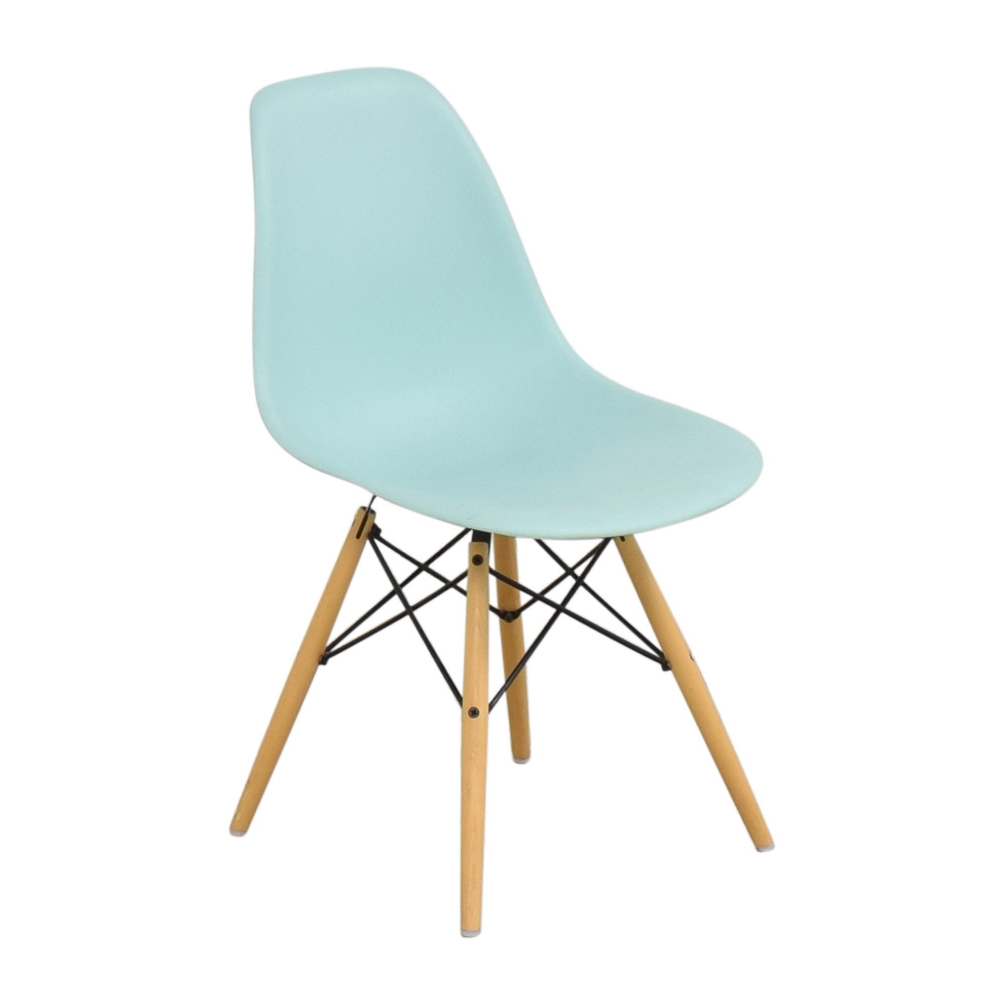 Herman Miller Design Within Reach Eames Molded Side Chair on sale