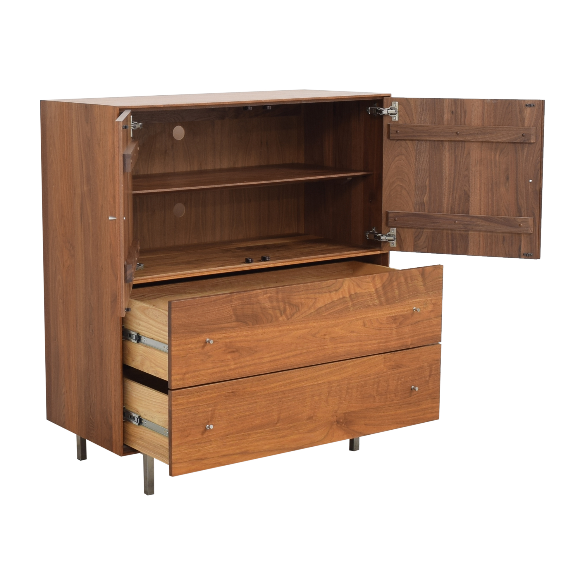 Room & Board Room & Board Hudson Office Armoire Wardrobes & Armoires