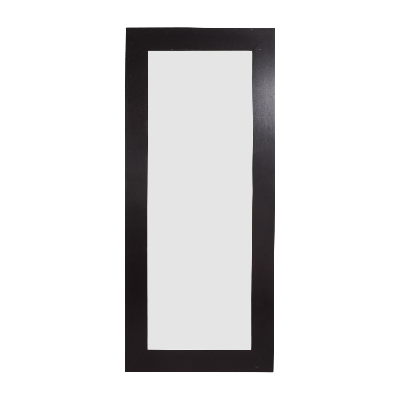 Room & Board Room & Board Framed Floor Mirror ma