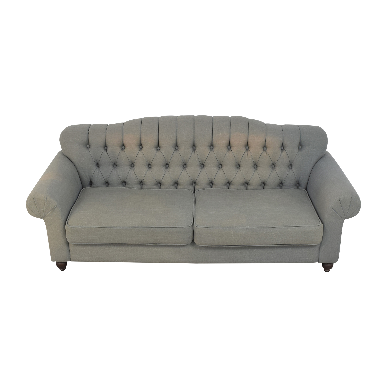 shop ABC Carpet & Home Tufted Roll Arm Sofa ABC Carpet & Home
