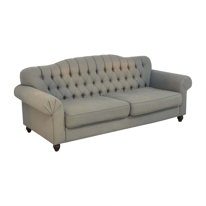shop ABC Carpet & Home ABC Carpet & Home Tufted Roll Arm Sofa online