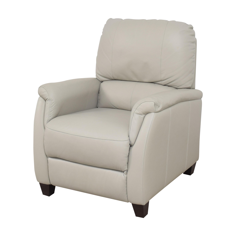 shop Raymour & Flanigan Harmony Recliner Raymour & Flanigan Chairs