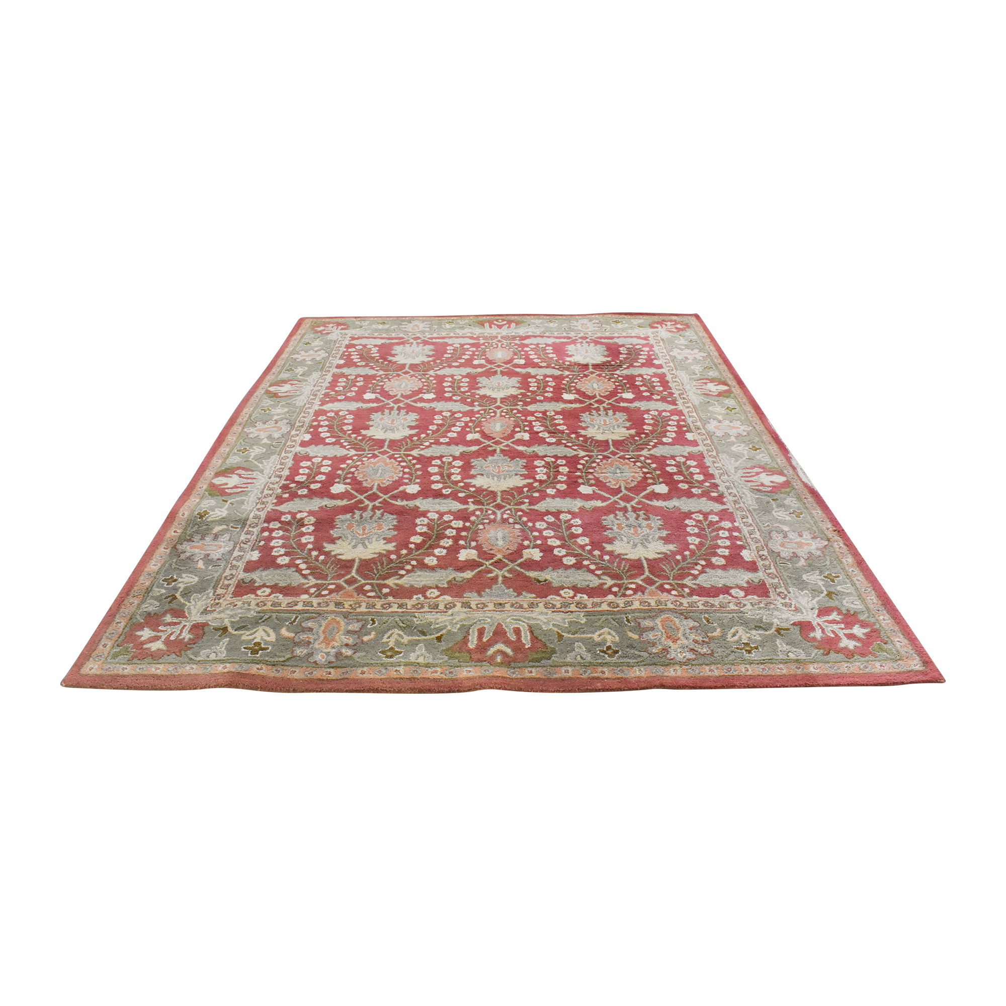 Pottery Barn Pottery Barn Franklin Persian-Style Rug multi