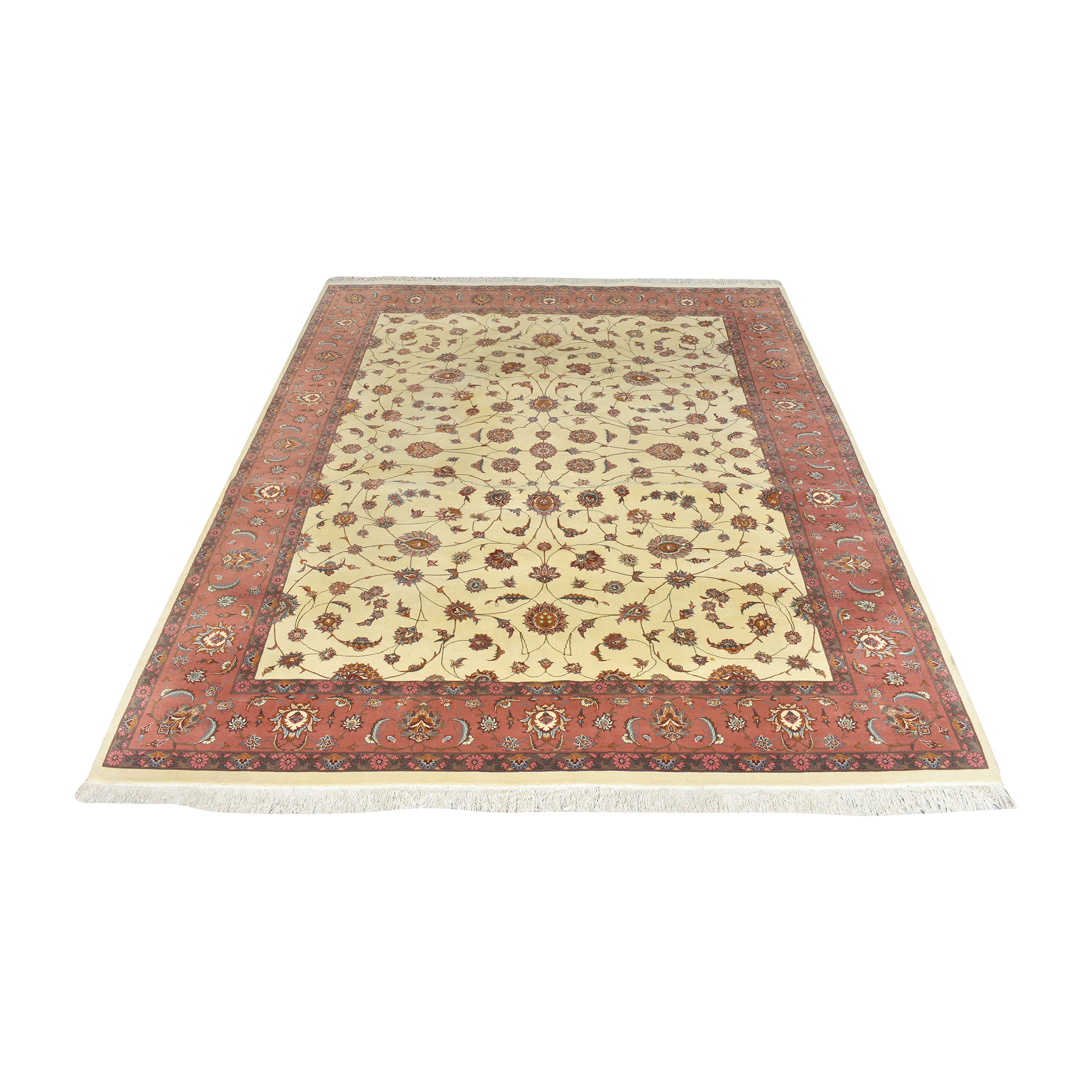 Floral Traditional Rug Rugs