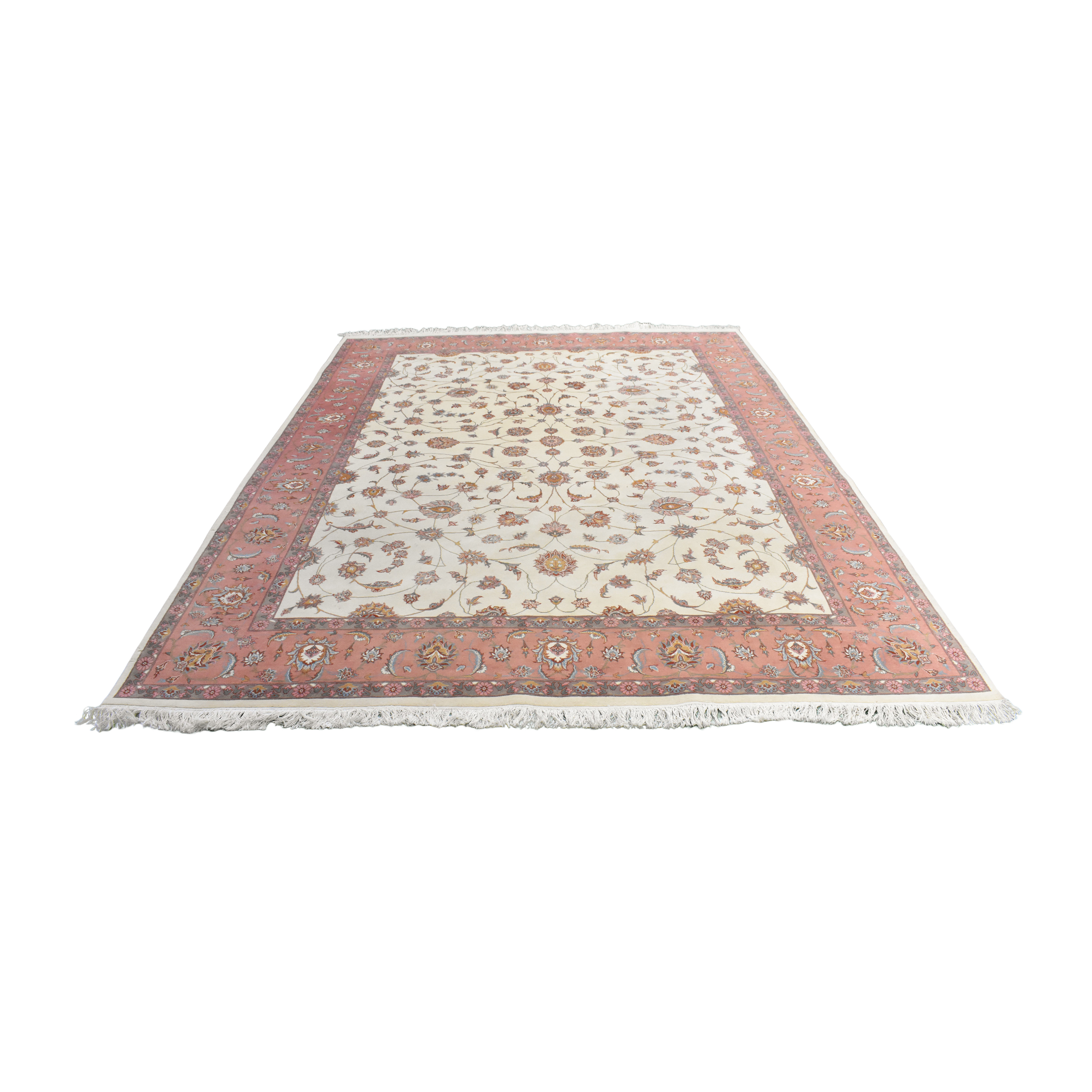 Floral Traditional Rug Decor