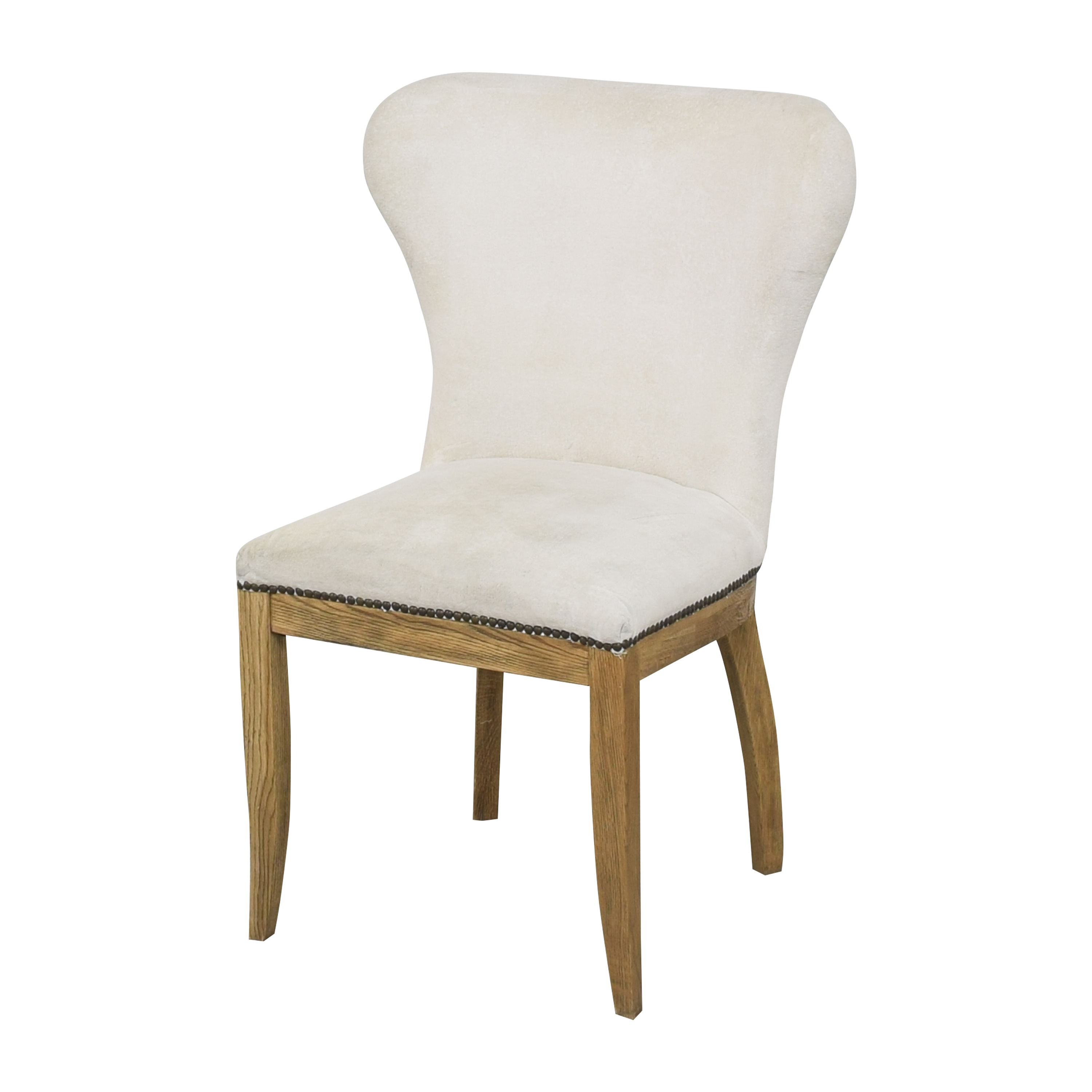 Restoration Hardware Upholstered Dining Chairs / Chairs