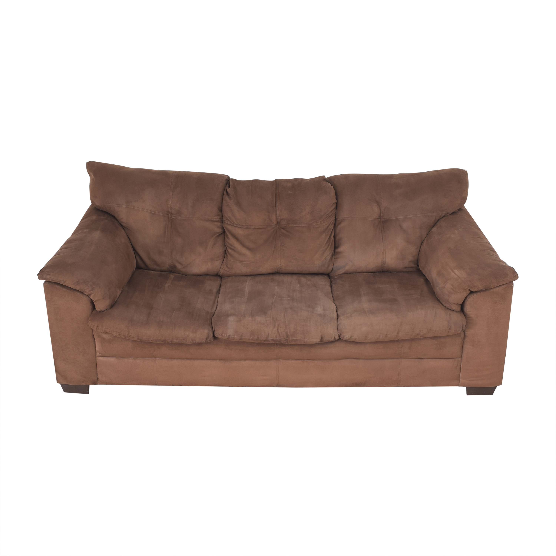 shop Raymour & Flanigan Raymour & Flanigan Three Seat Sofa online