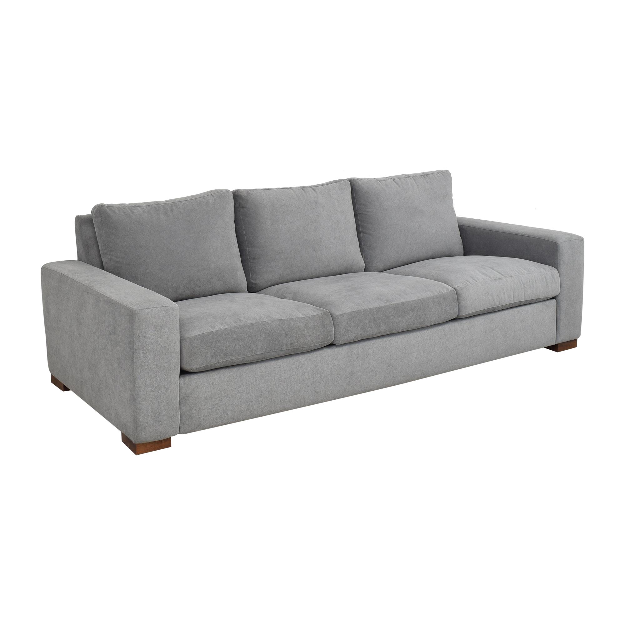 shop BenchMade Modern Couch Potato Sofa BenchMade Modern Classic Sofas