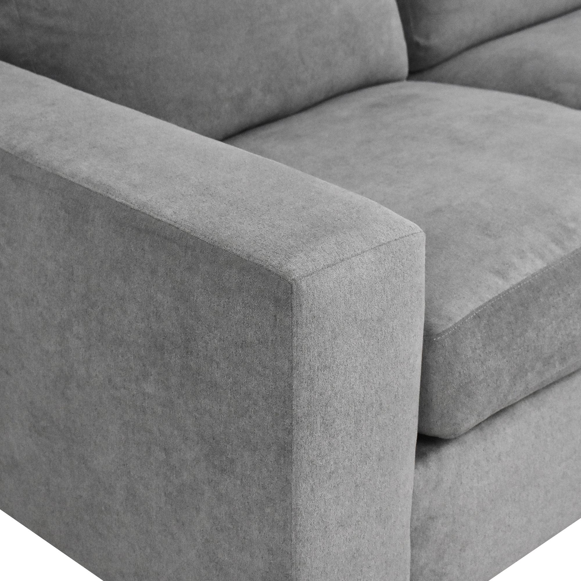 buy BenchMade Modern Couch Potato Sofa BenchMade Modern Classic Sofas