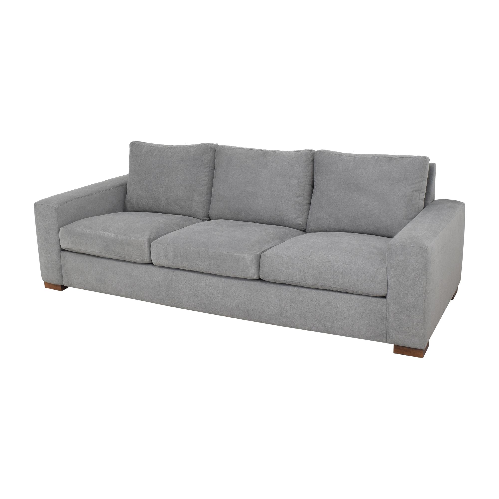 BenchMade Modern BenchMade Modern Couch Potato Sofa nj