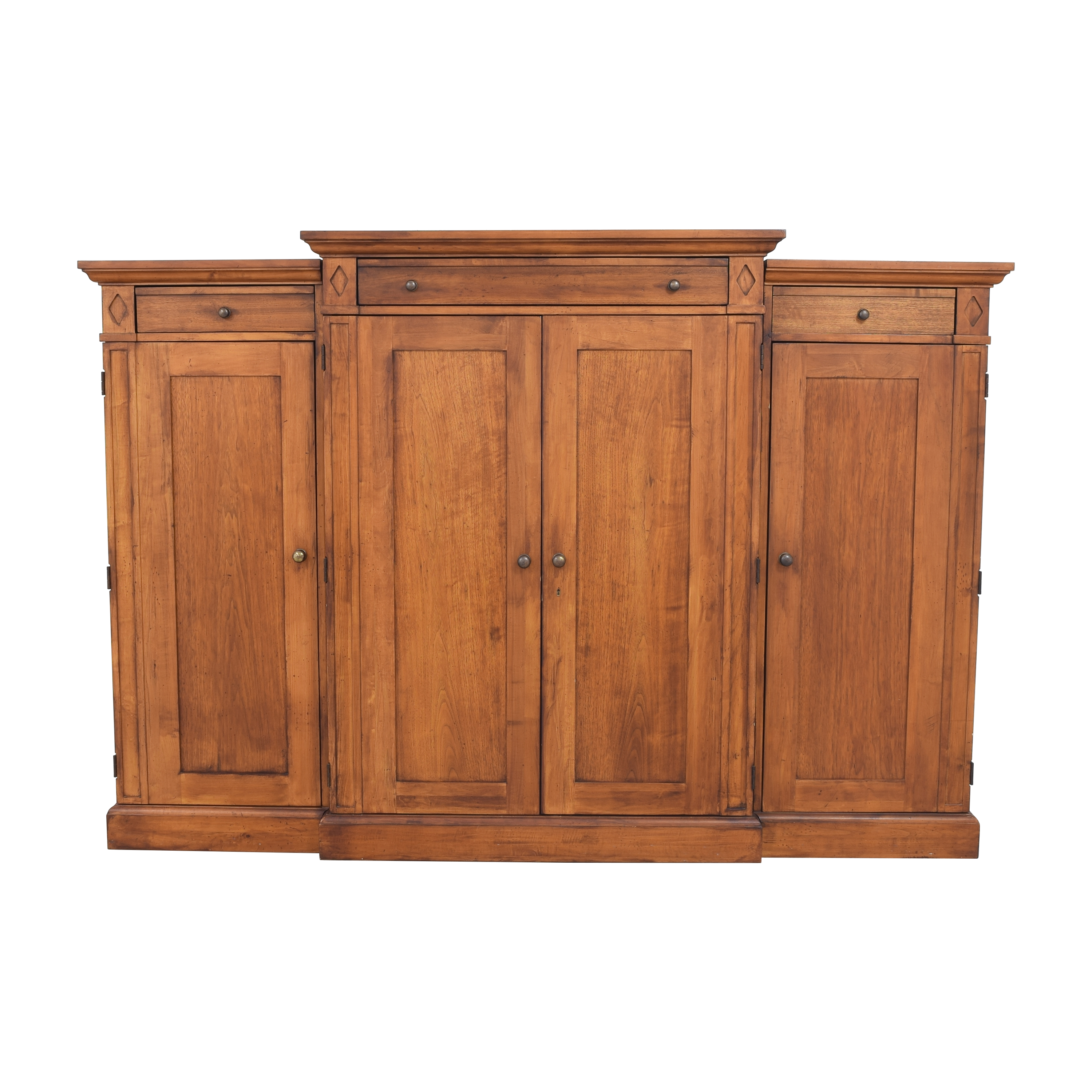 shop Romweber Media Armoire Romweber