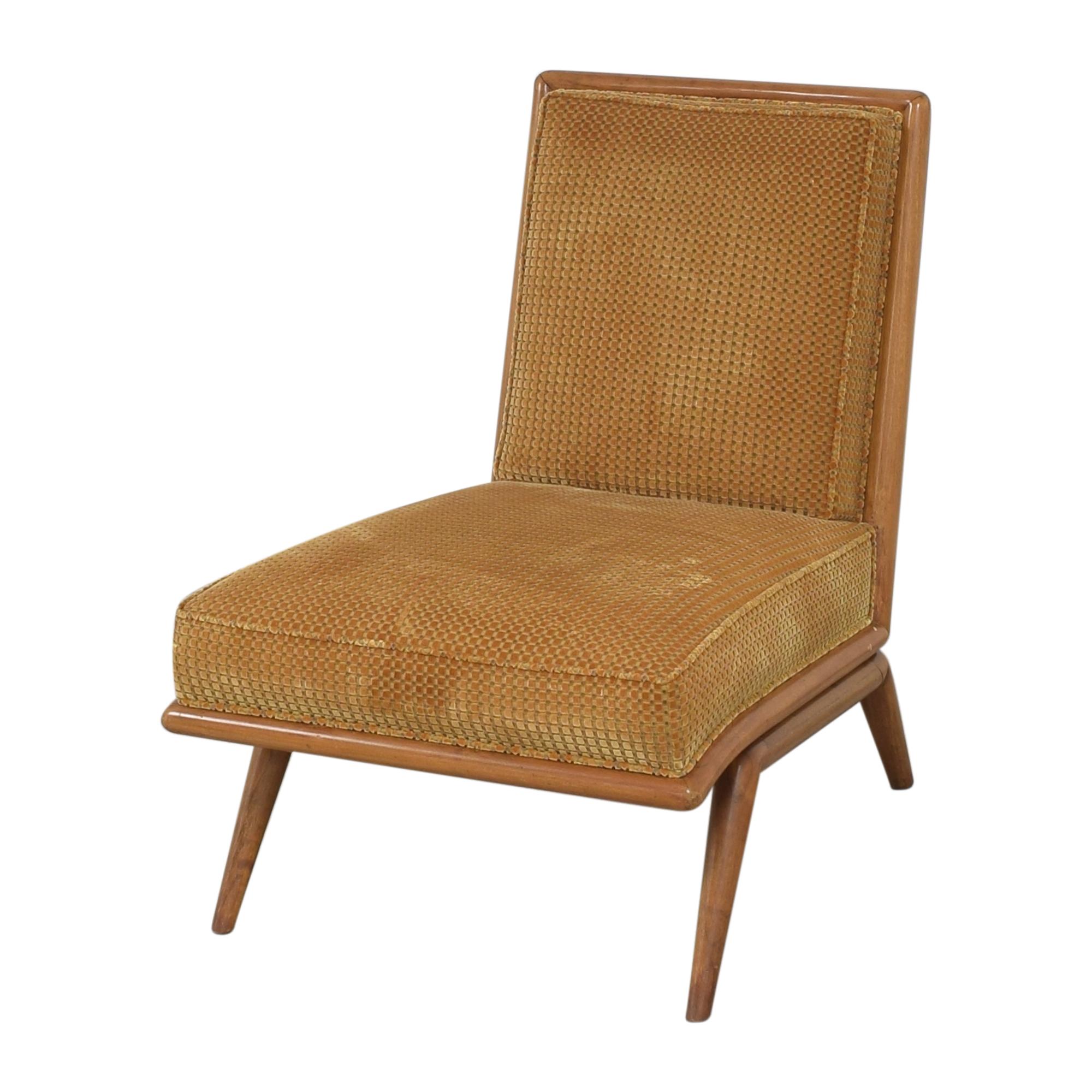 buy T.H. Robsjohn Gibbings for Widdicomb Slipper Chair Widdicomb