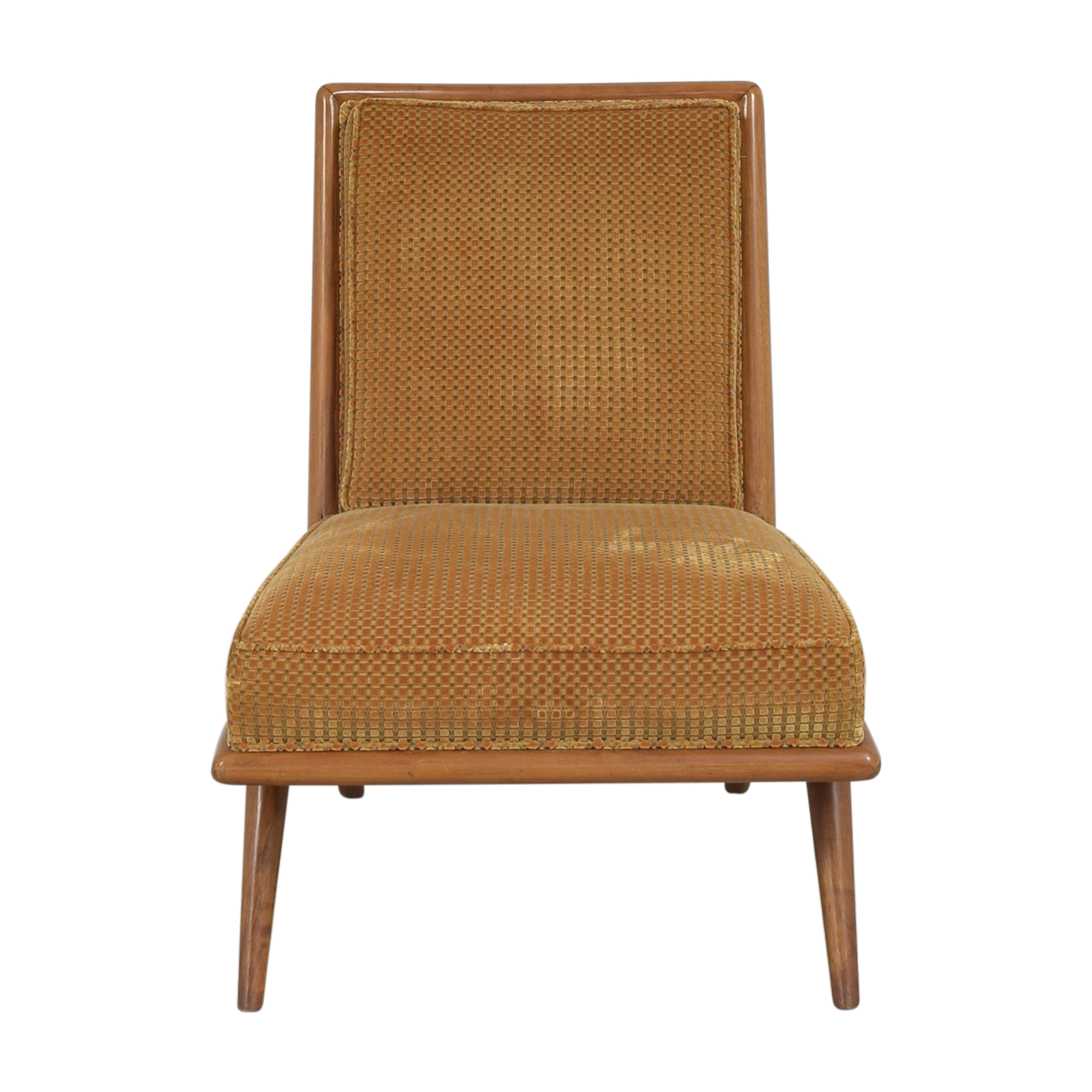 Widdicomb T.H. Robsjohn Gibbings for Widdicomb Slipper Chair for sale