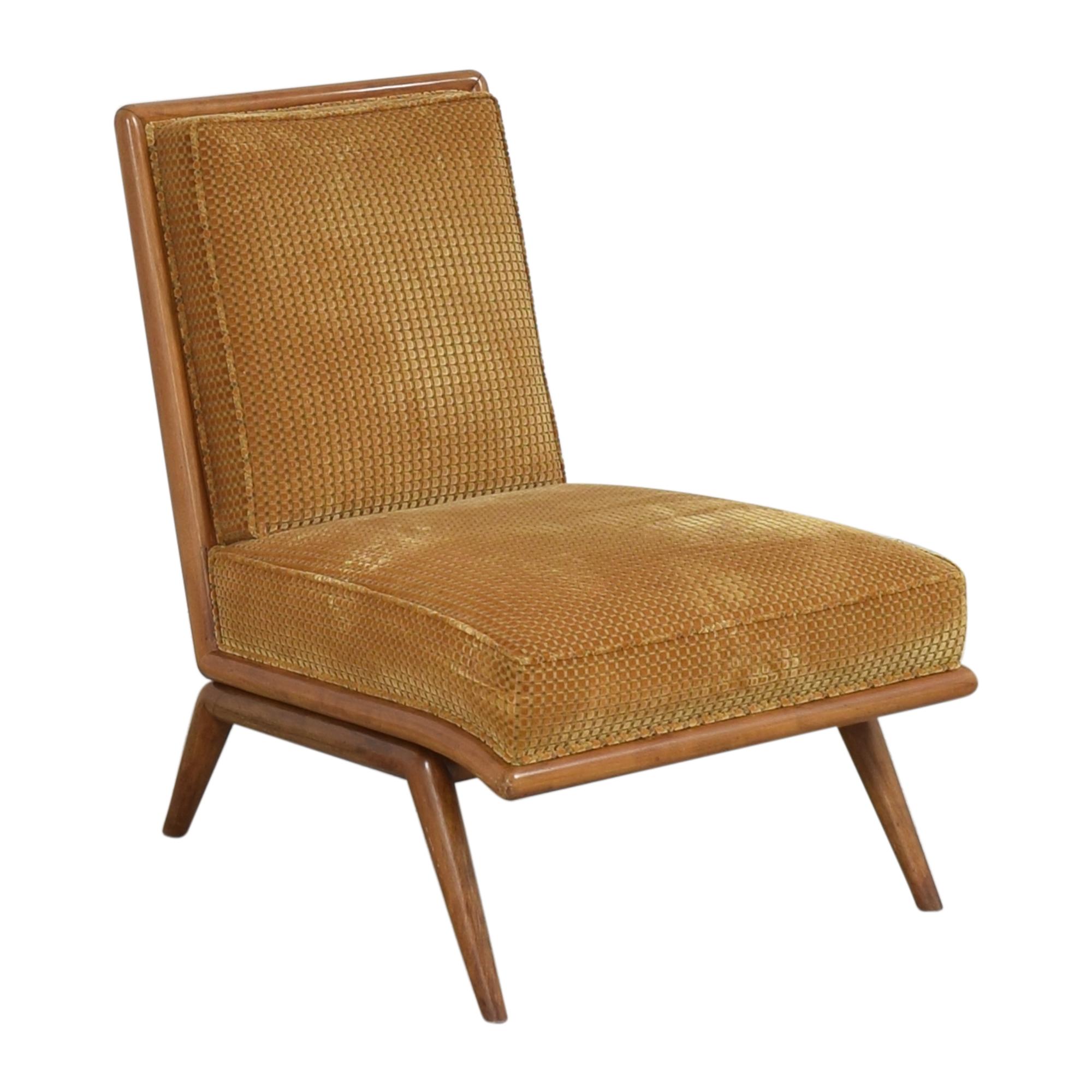 Widdicomb T.H. Robsjohn Gibbings for Widdicomb Slipper Chair pa
