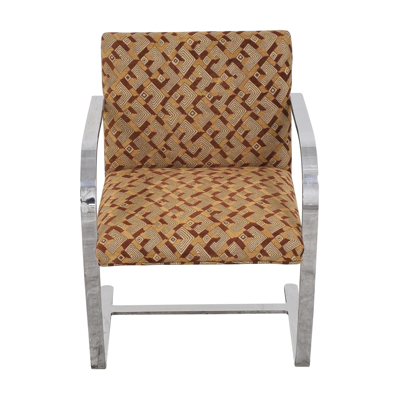 Flat Bar Brno-Style Chair nj