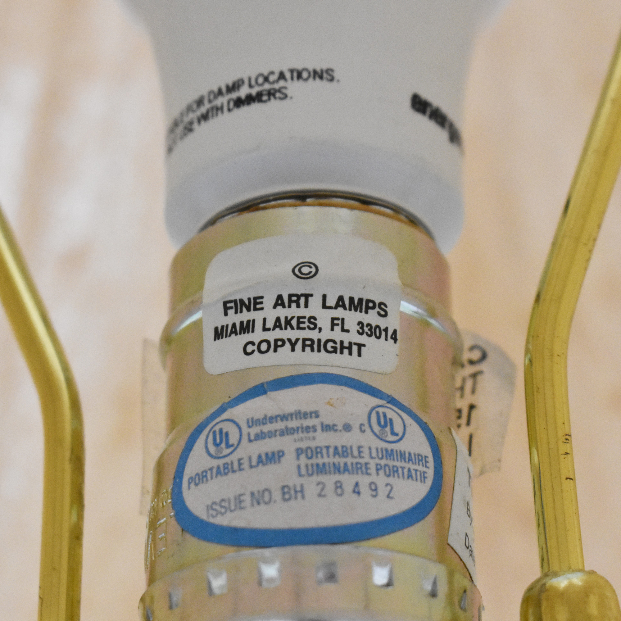 Fine Art Lamps Fine Art Lamps Floor Lamp