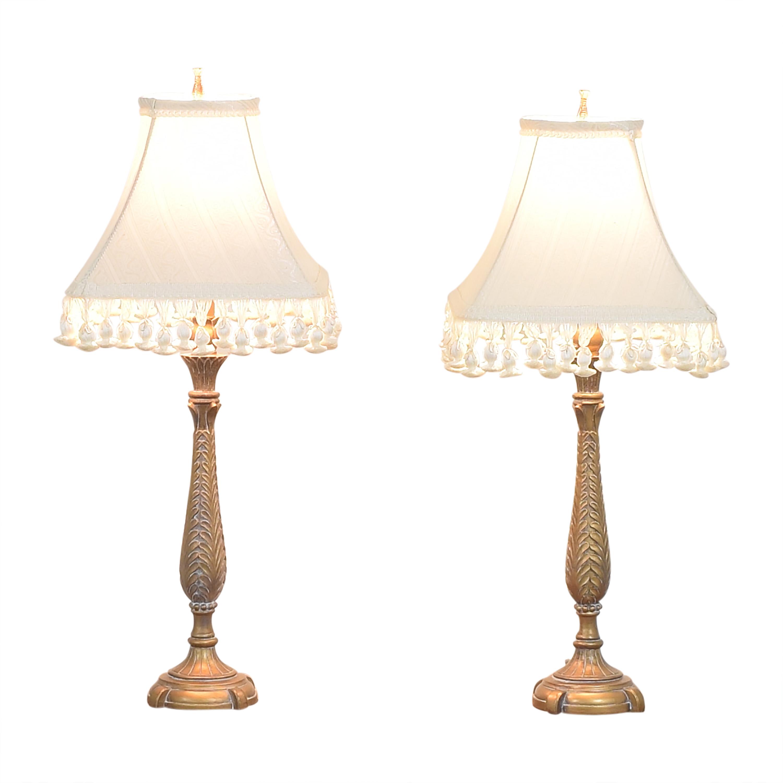 Quoizel Quoizel Tasseled Table Lamps nj