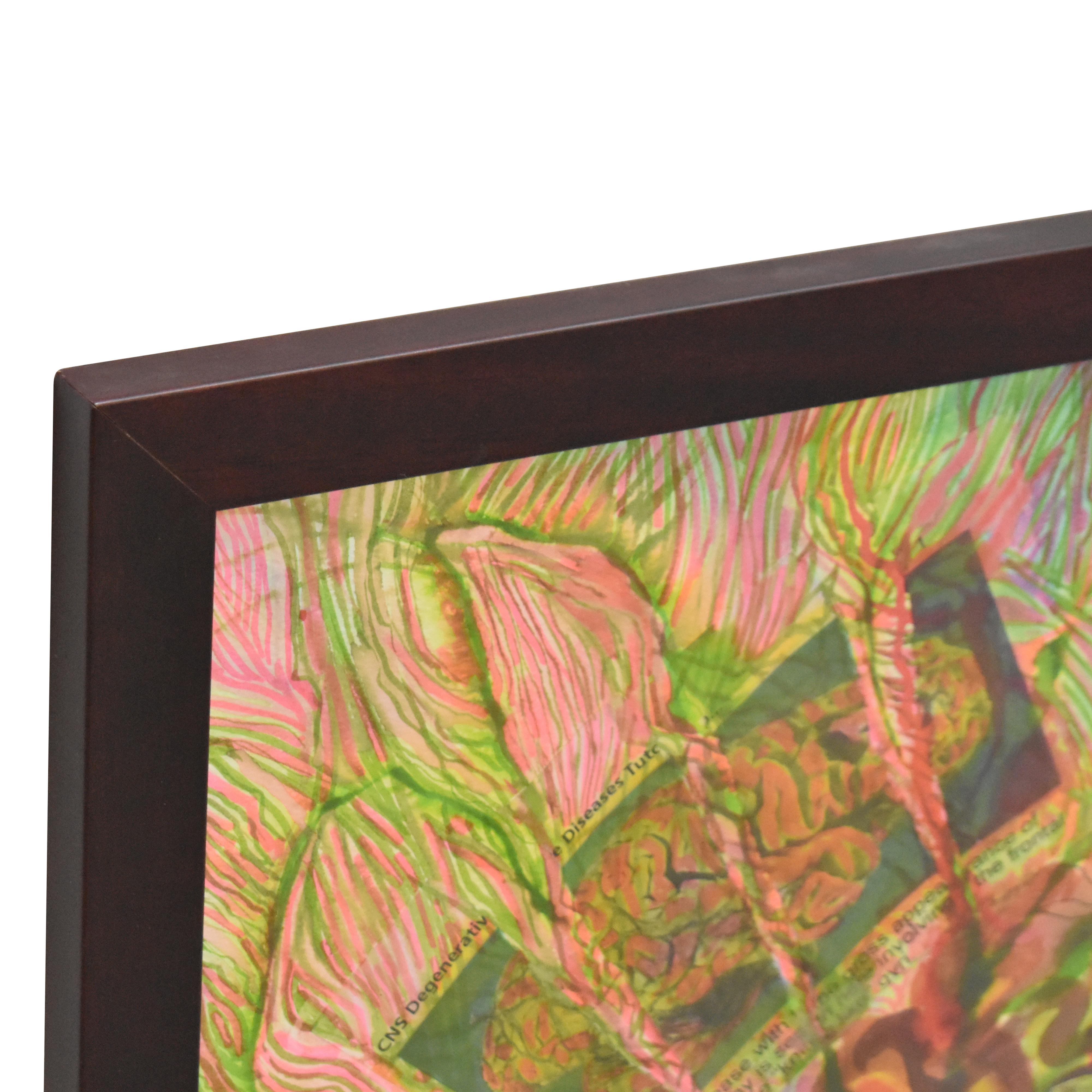 Sybil Falk Sermos Framed Wall Art on sale