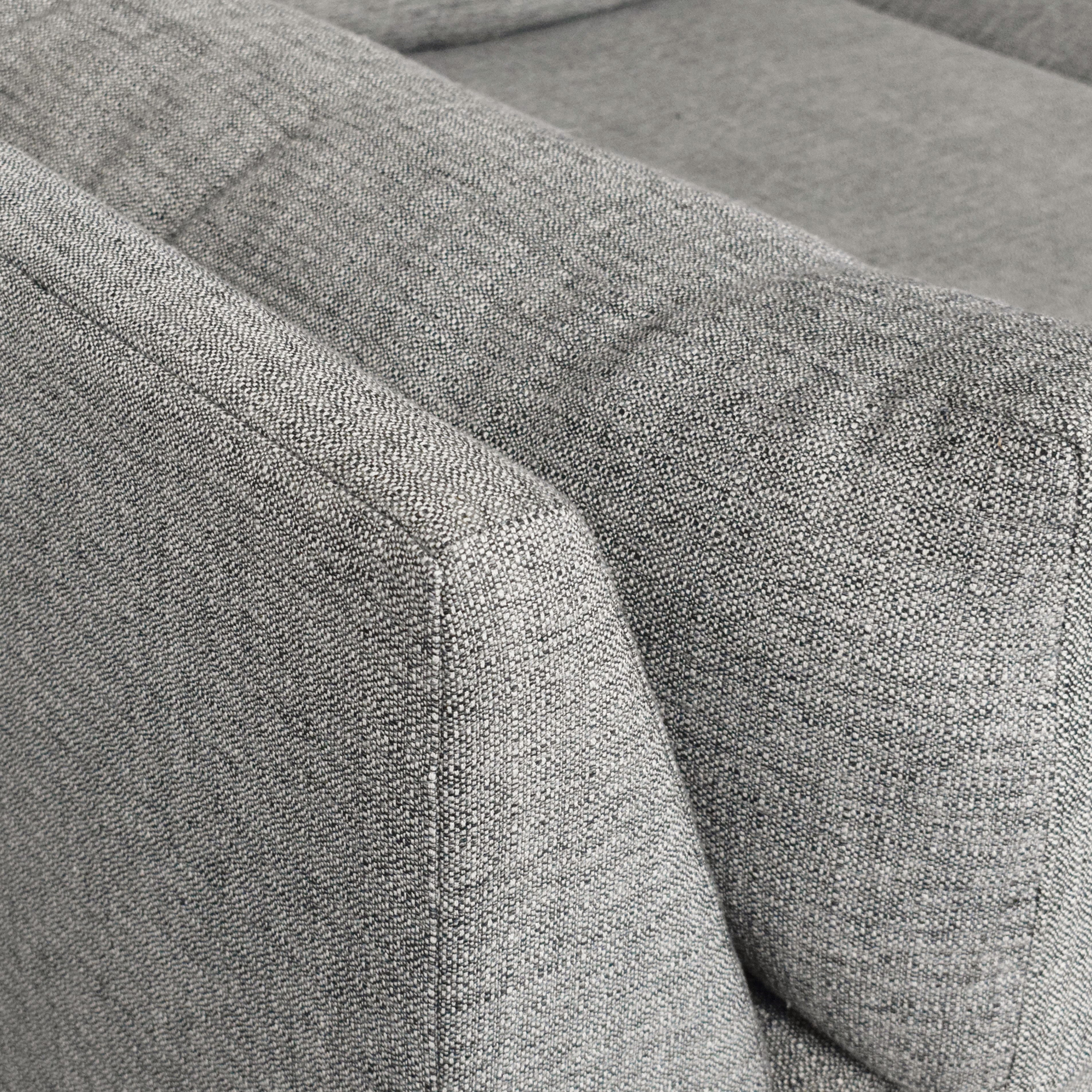buy CB2 Decker Two Piece Sectional Sofa CB2 Sectionals
