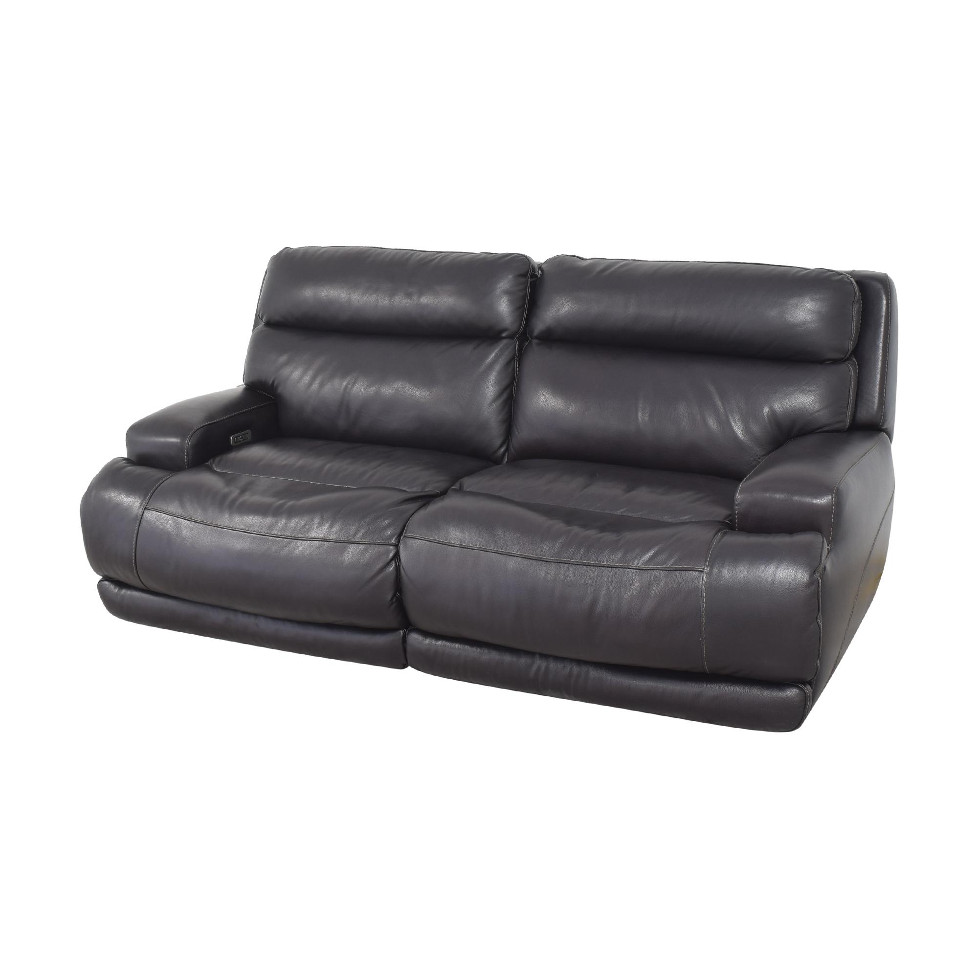 Raymour & Flanigan Tompkins Power Reclining Sofa / Classic Sofas