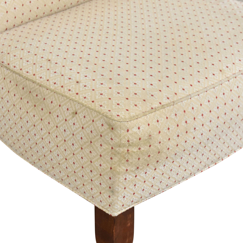 Ethan Allen Ethan Allen Slipper Chair dimensions
