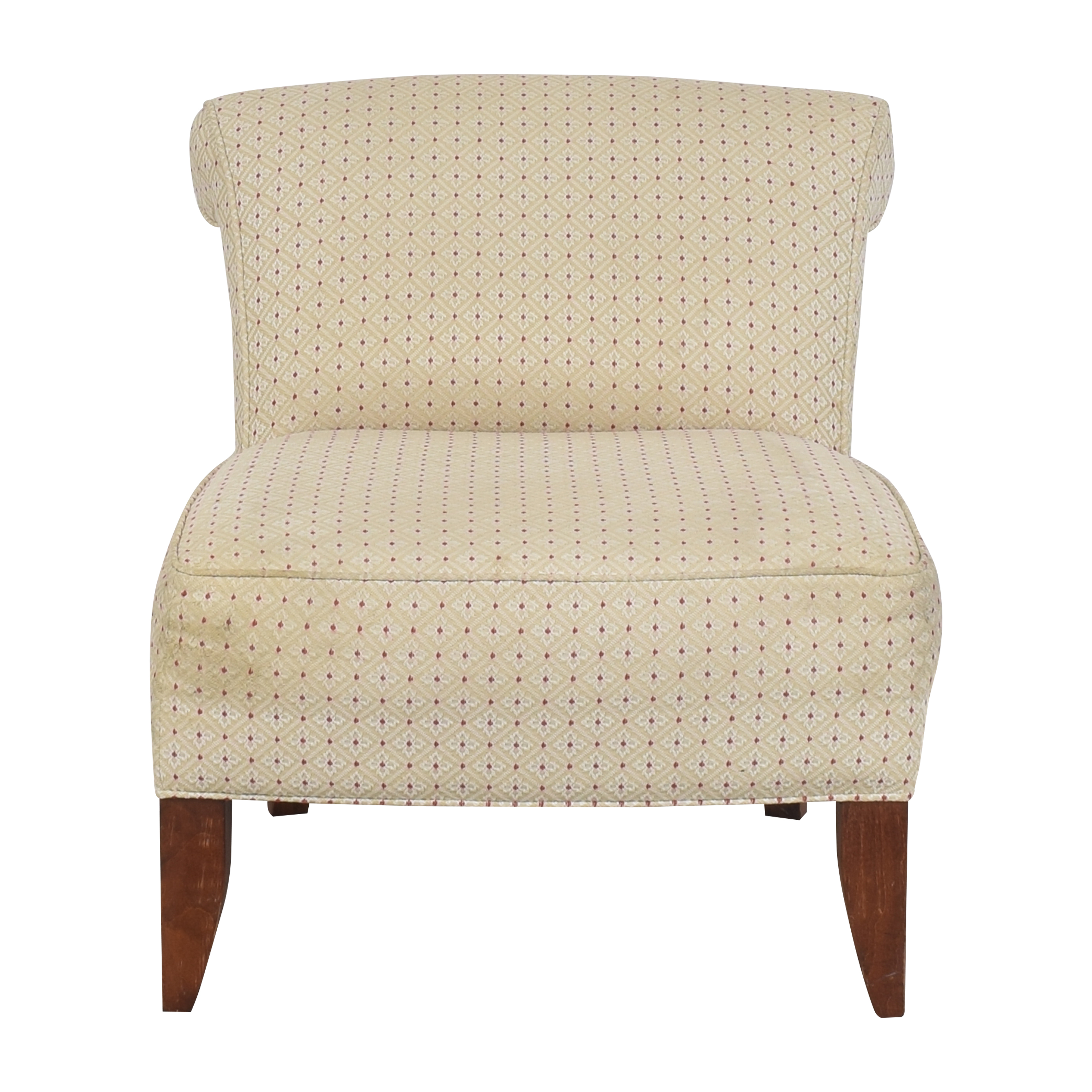 shop Ethan Allen Slipper Chair Ethan Allen Chairs