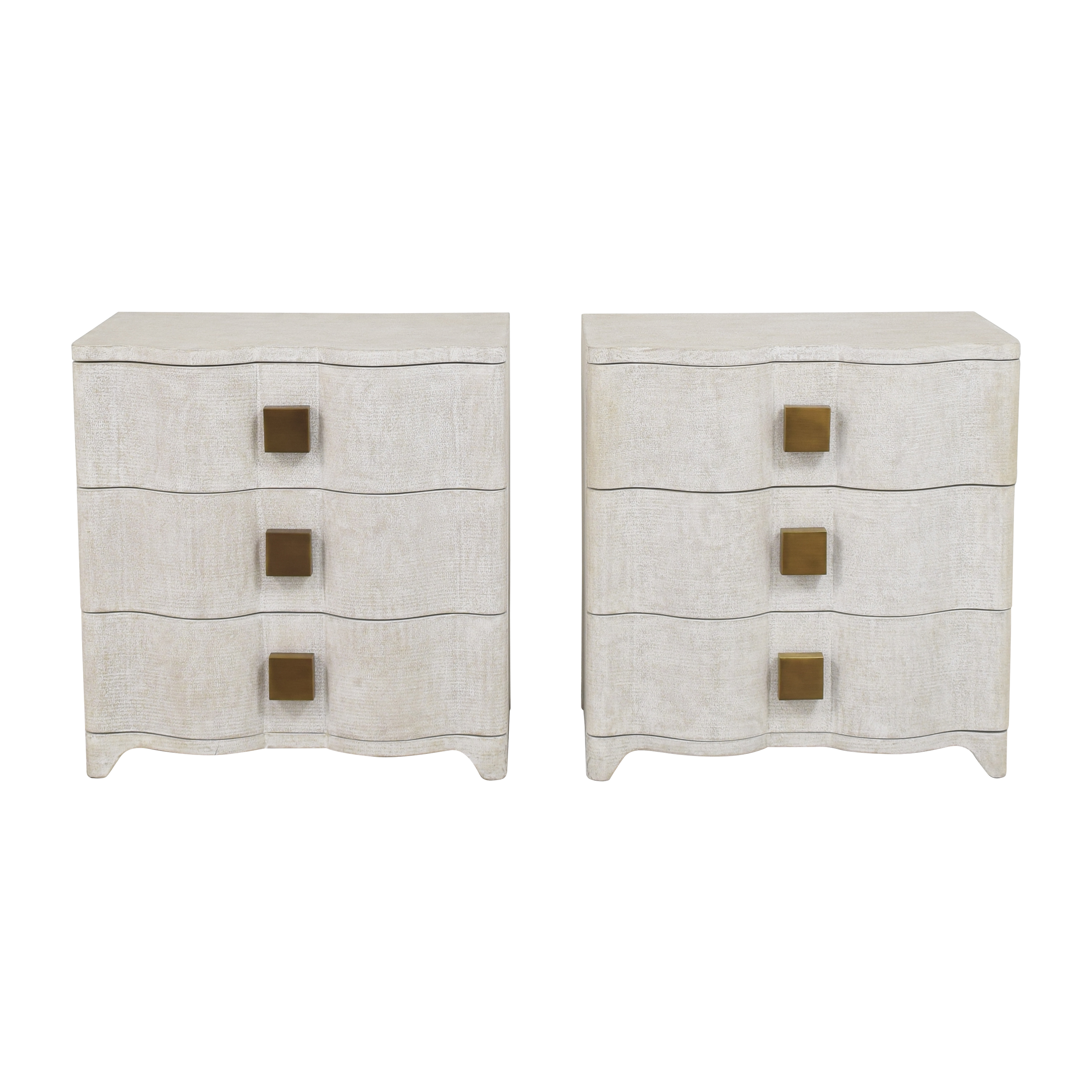 shop Global Views Studio A Toile Bedside Chests Global Views End Tables