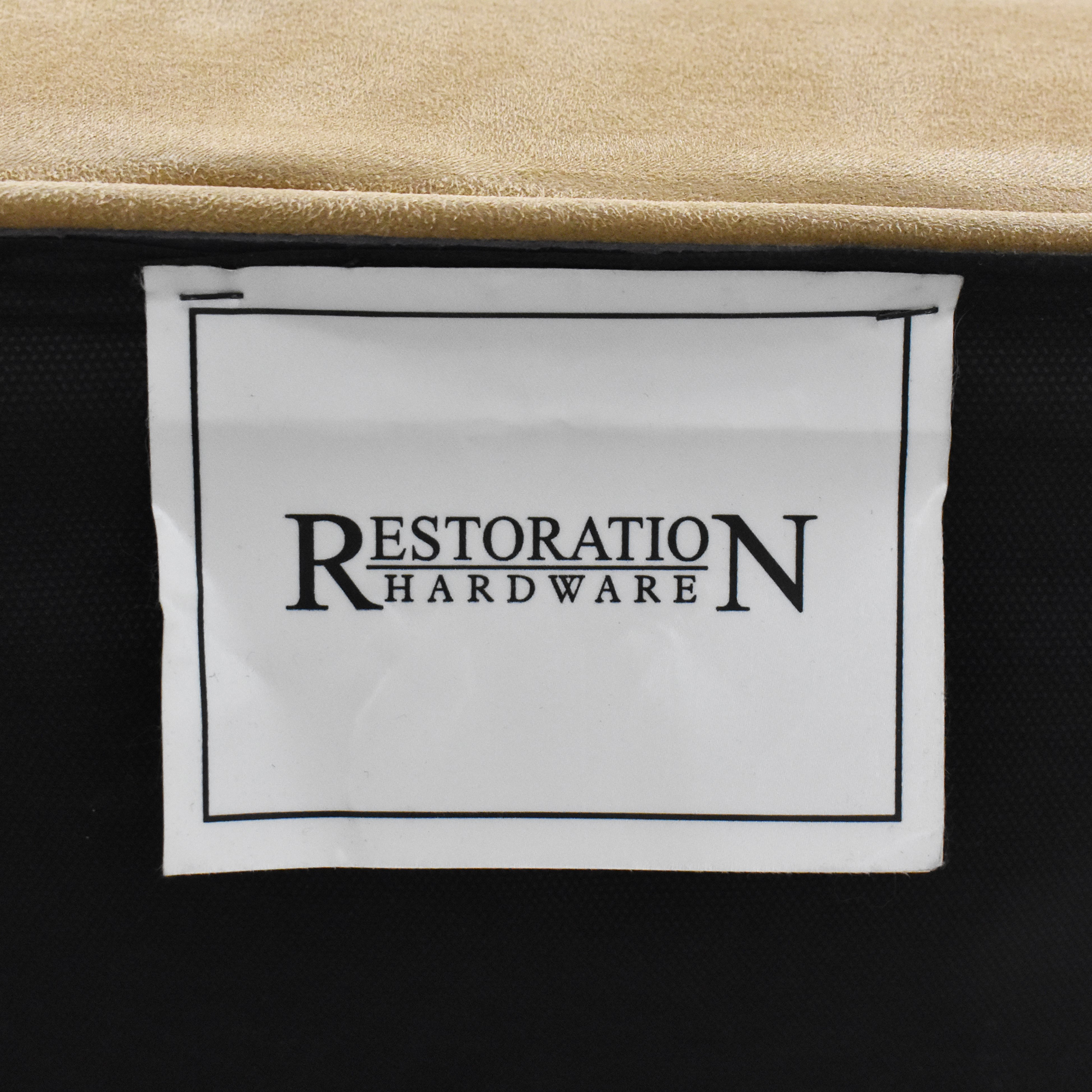 Restoration Hardware Restoration Hardware Martine Tufted Dining Armchairs price
