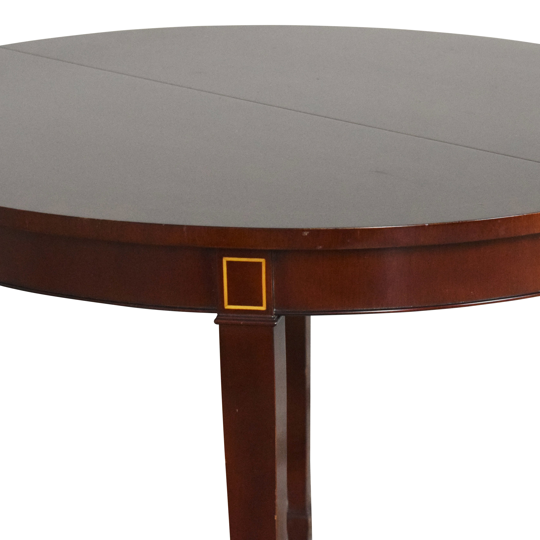 Kindel Kindel Round Extendable Dining Table nj