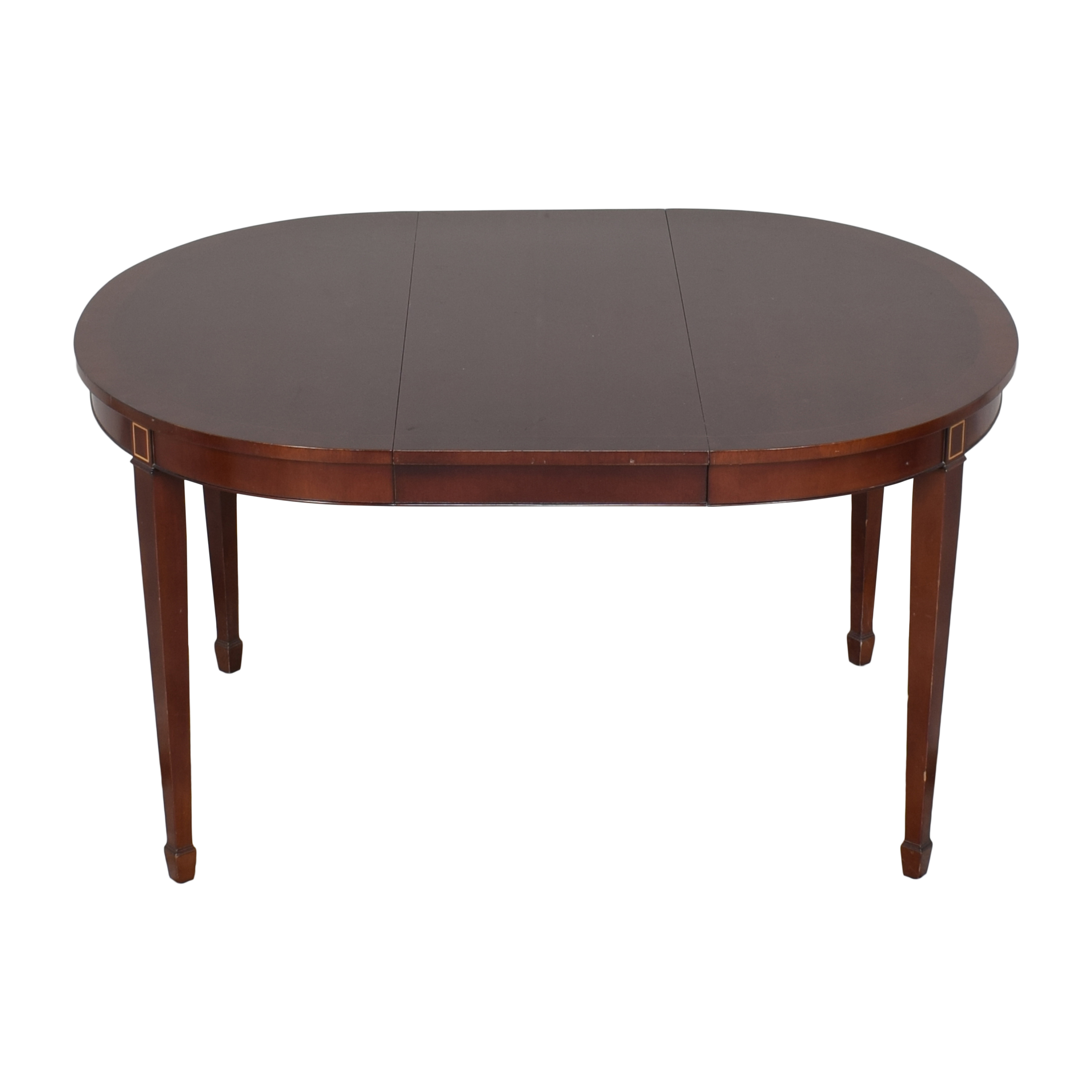 Kindel Kindel Round Extendable Dining Table nyc