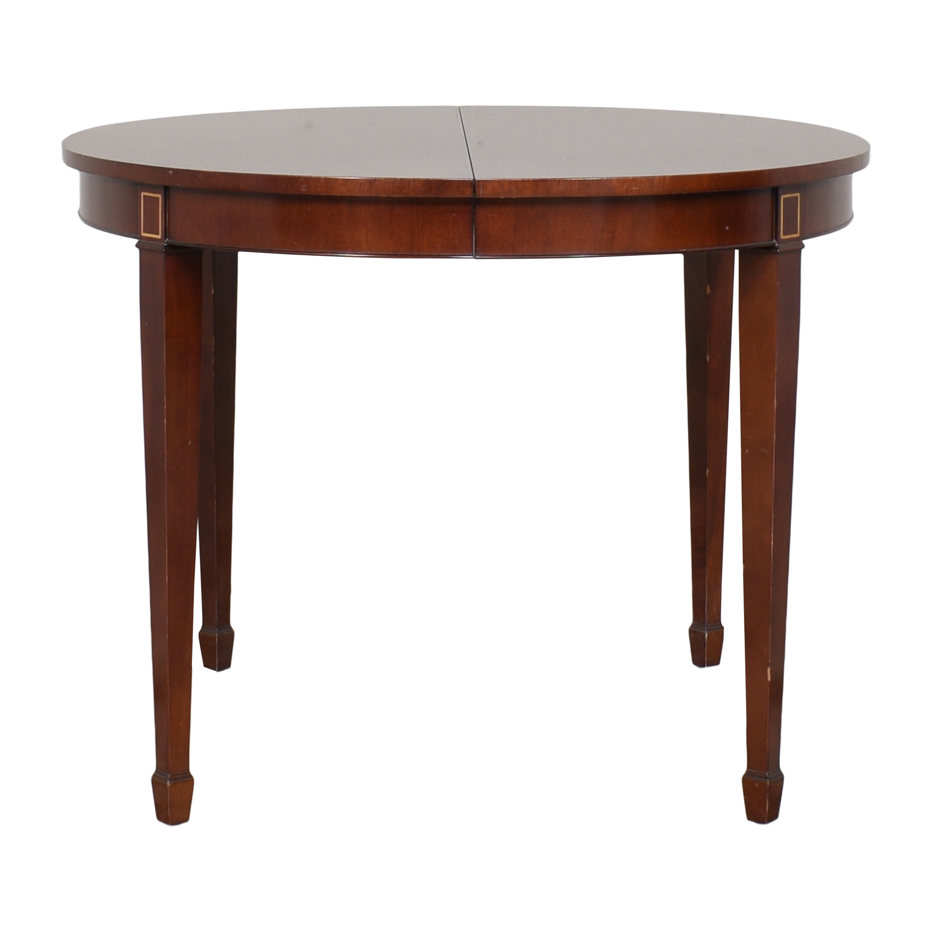 Kindel Kindel Round Extendable Dining Table pa