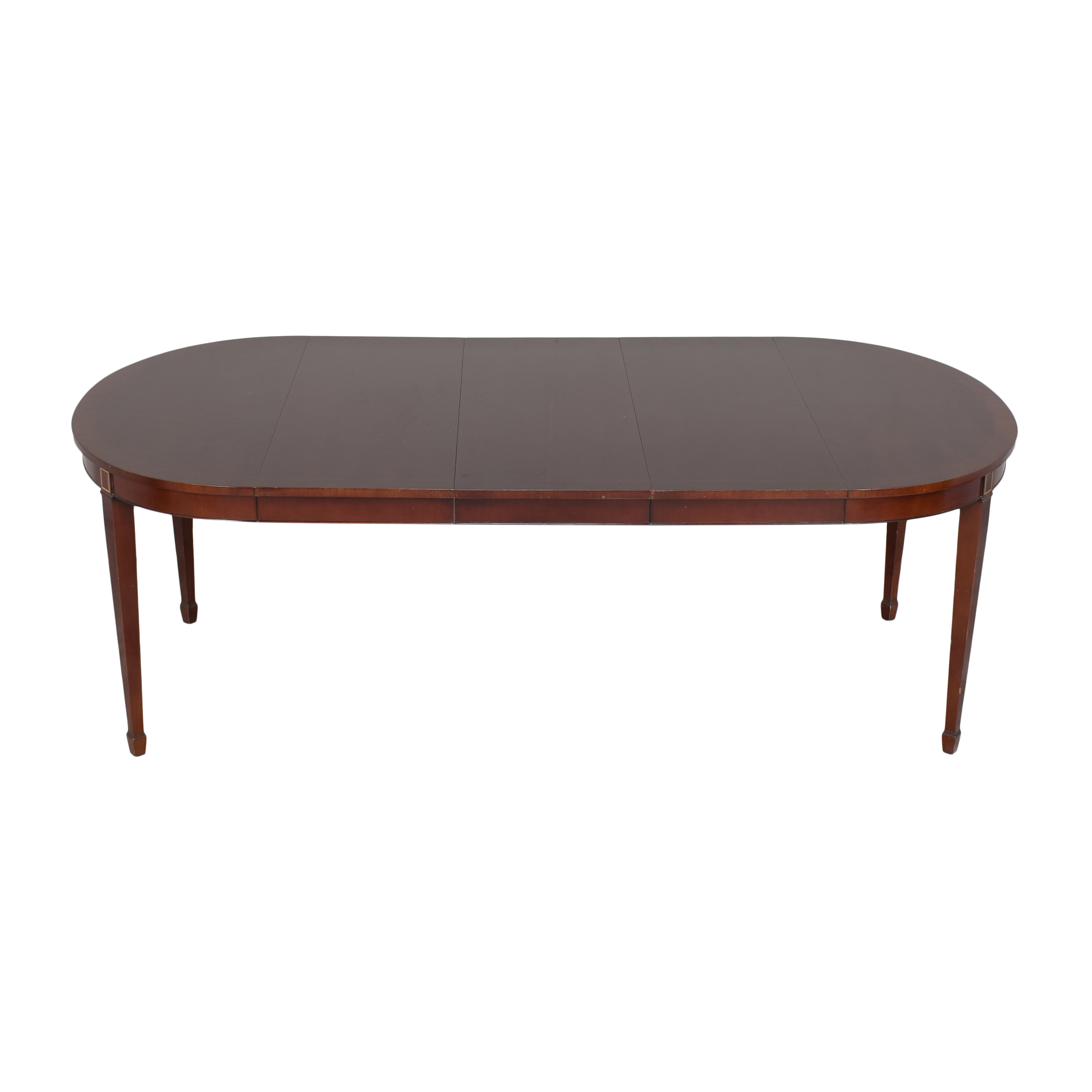 buy Kindel Round Extendable Dining Table Kindel Tables