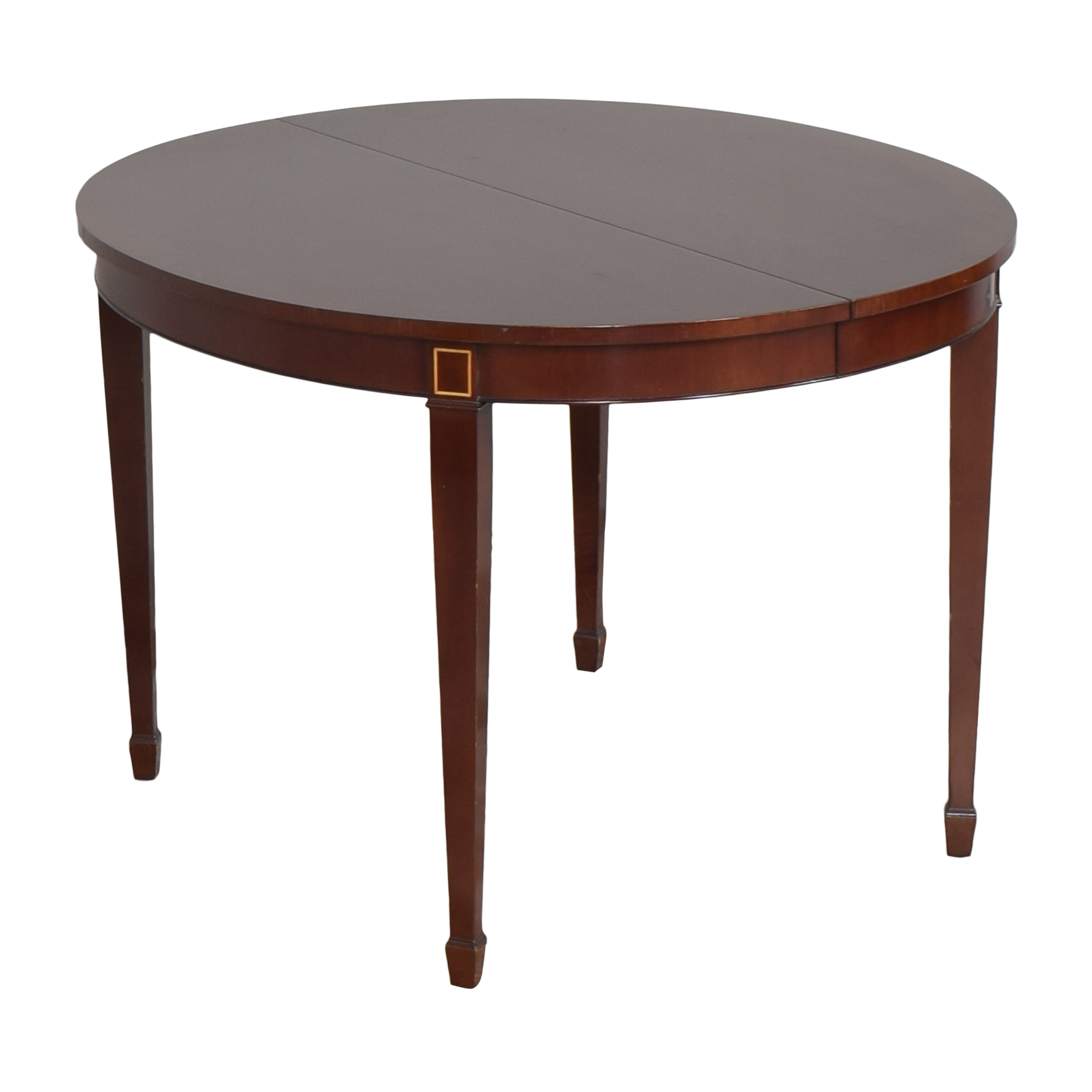 Kindel Kindel Round Extendable Dining Table discount