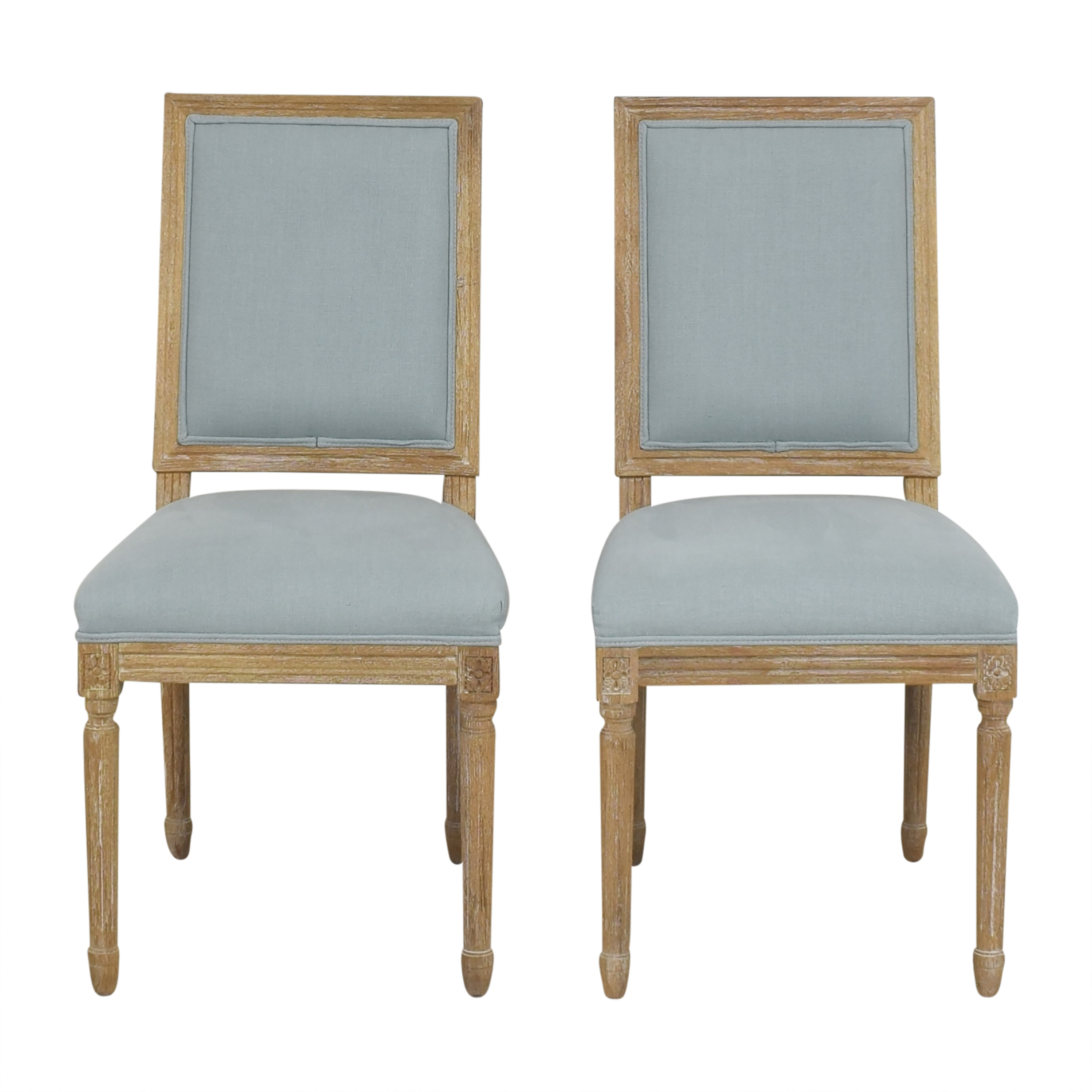 Wisteria Upholstered Dining Side Chairs / Dining Chairs