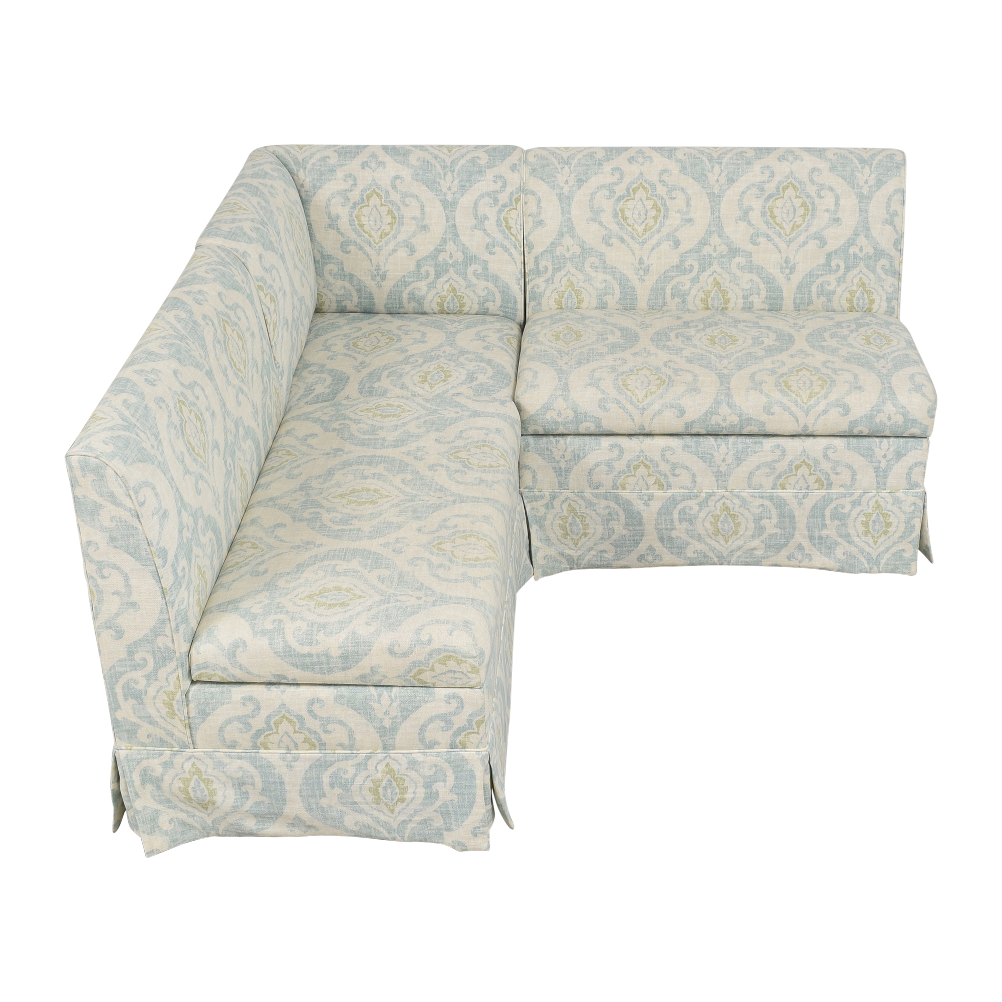 buy Wisteria Sectional Storage Banquette Wisteria Sectionals