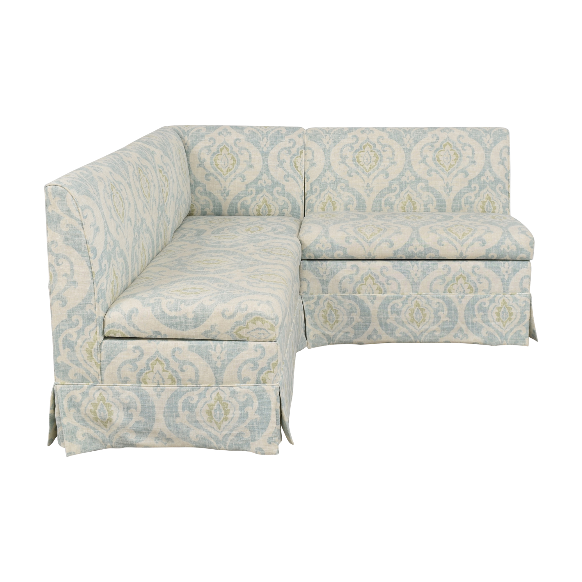 Wisteria Wisteria Sectional Storage Banquette on sale