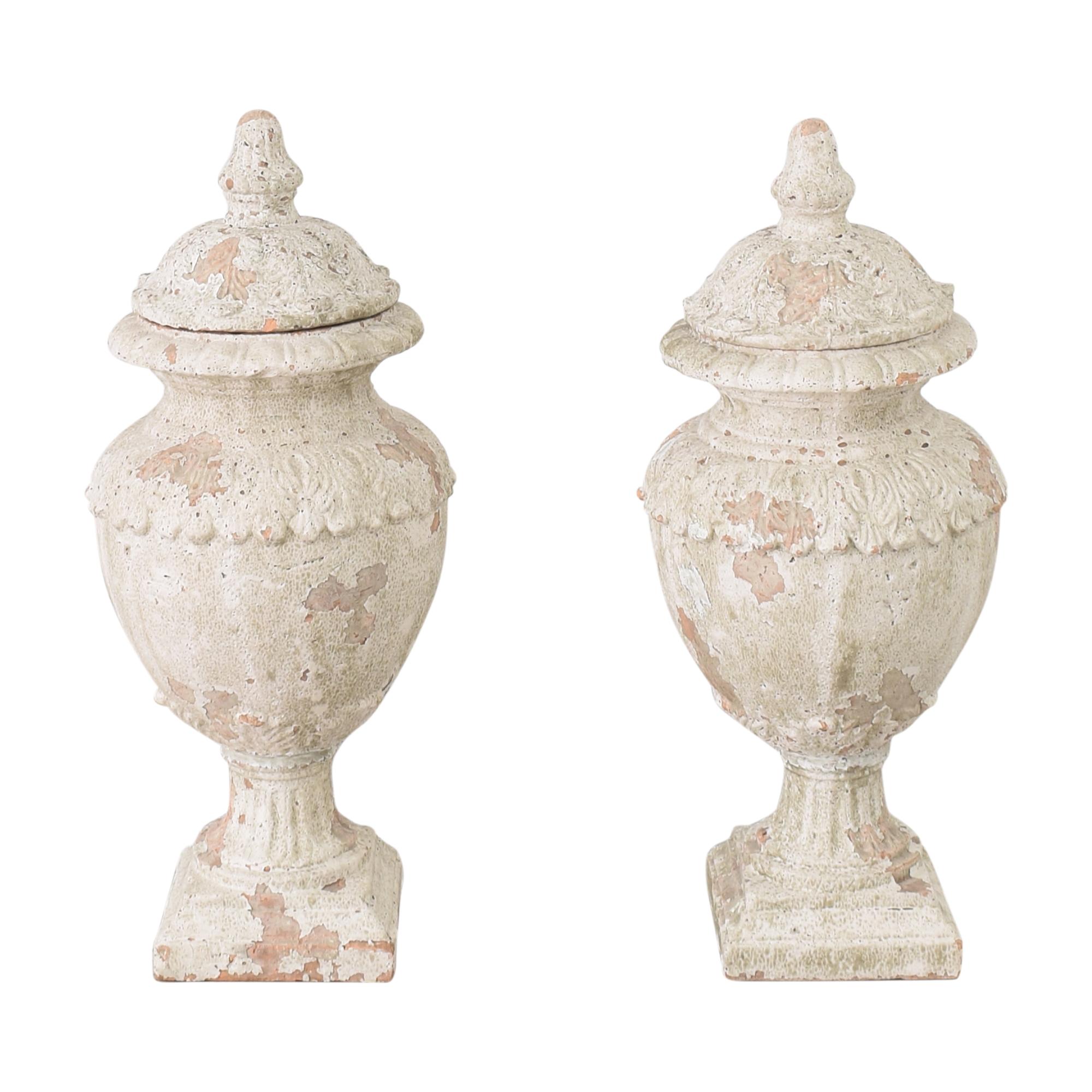 shop  Decorative Distressed Urns online