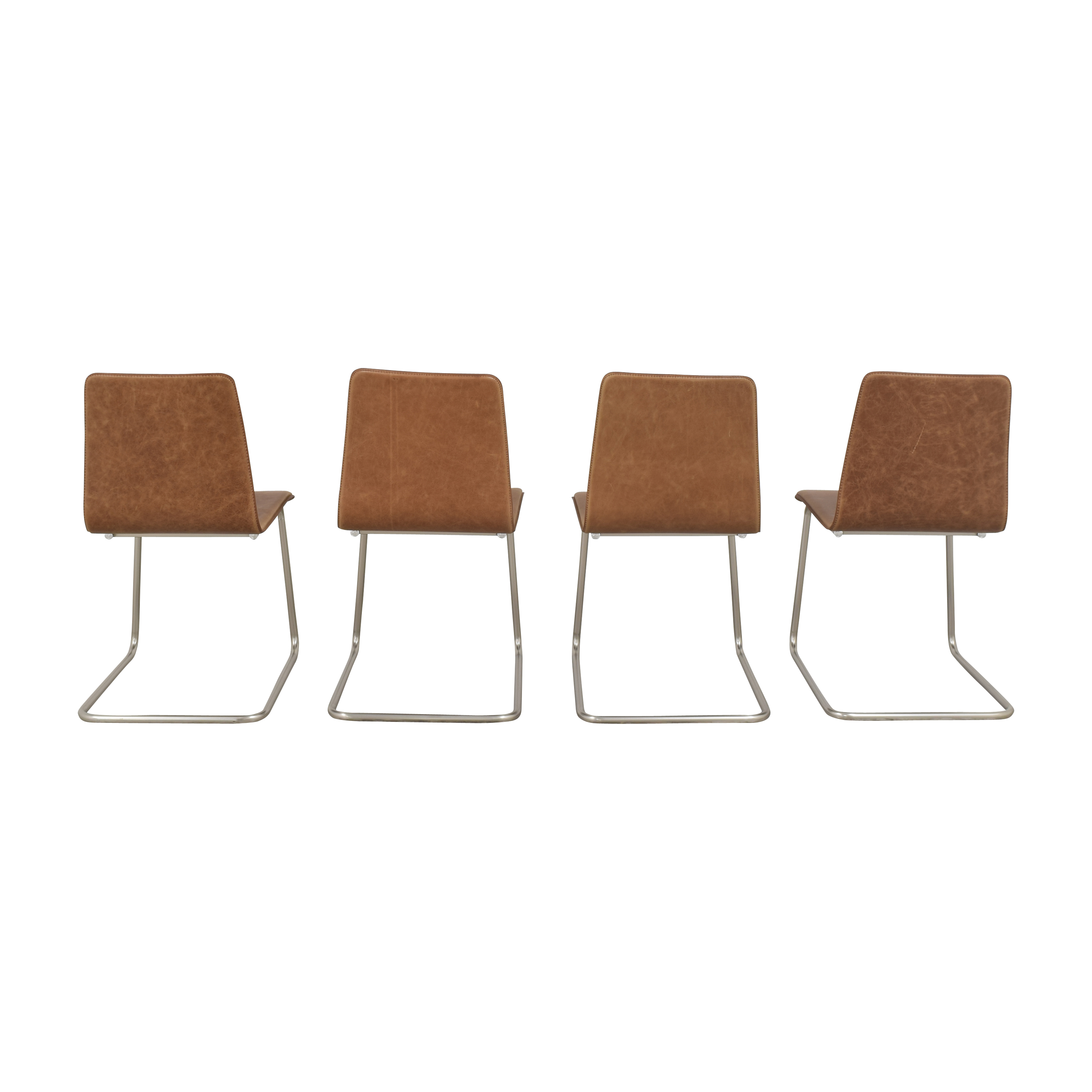 CB2 Pony Dining Chairs / Chairs
