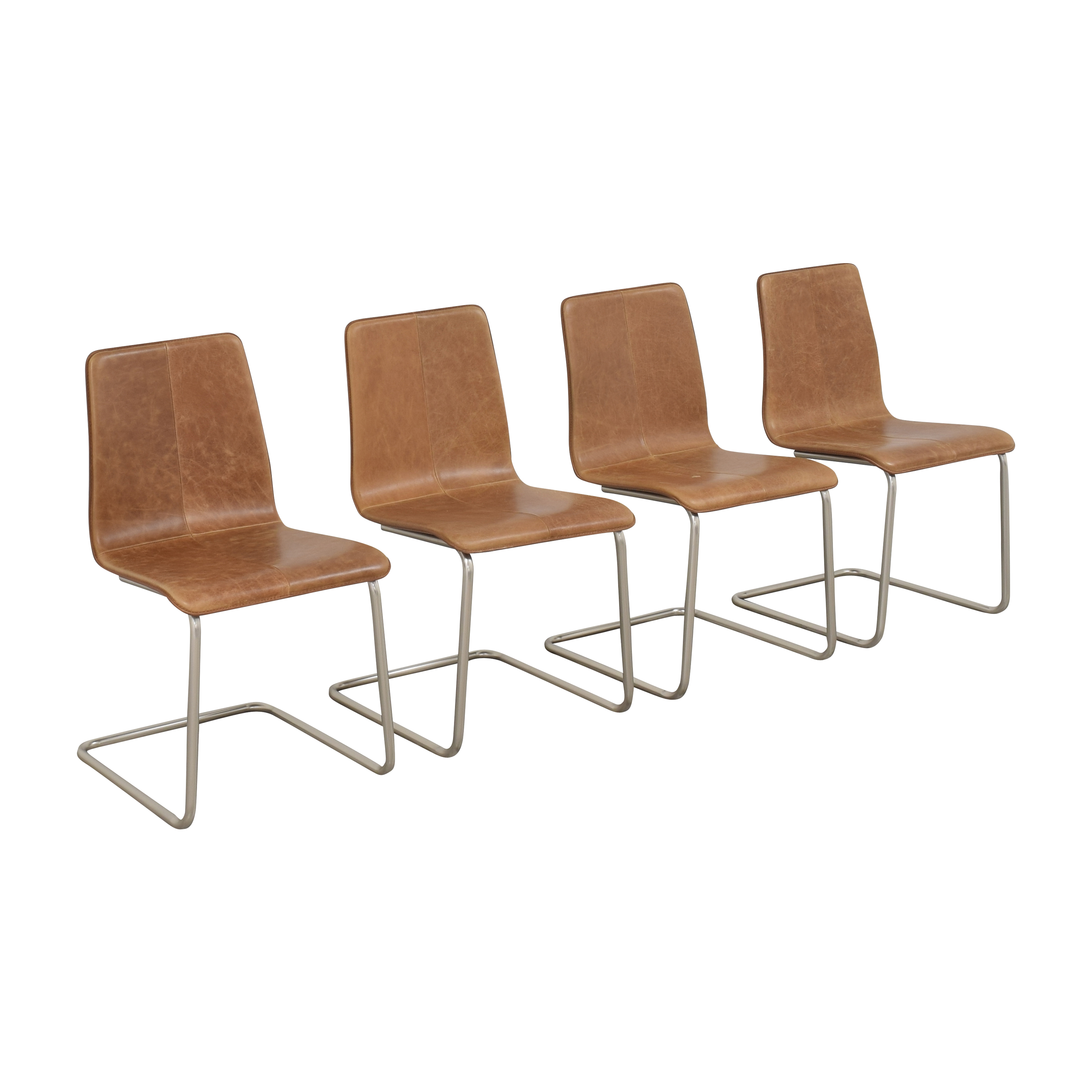 buy CB2 Pony Dining Chairs CB2 Chairs